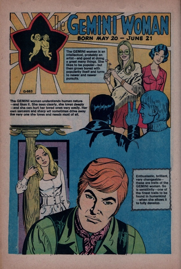 Read online Secret Hearts comic -  Issue #145 - 14