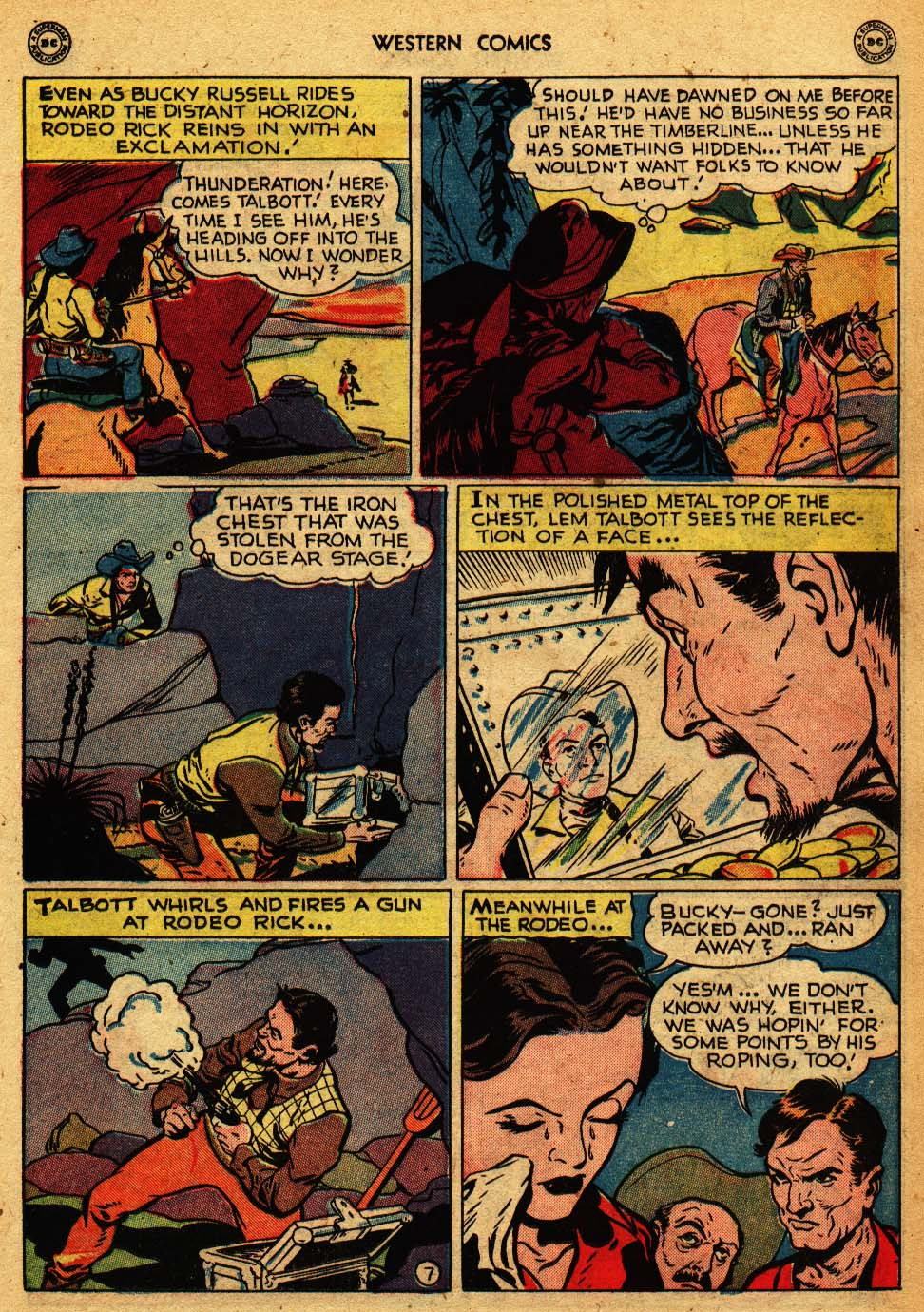 Western Comics issue 9 - Page 35