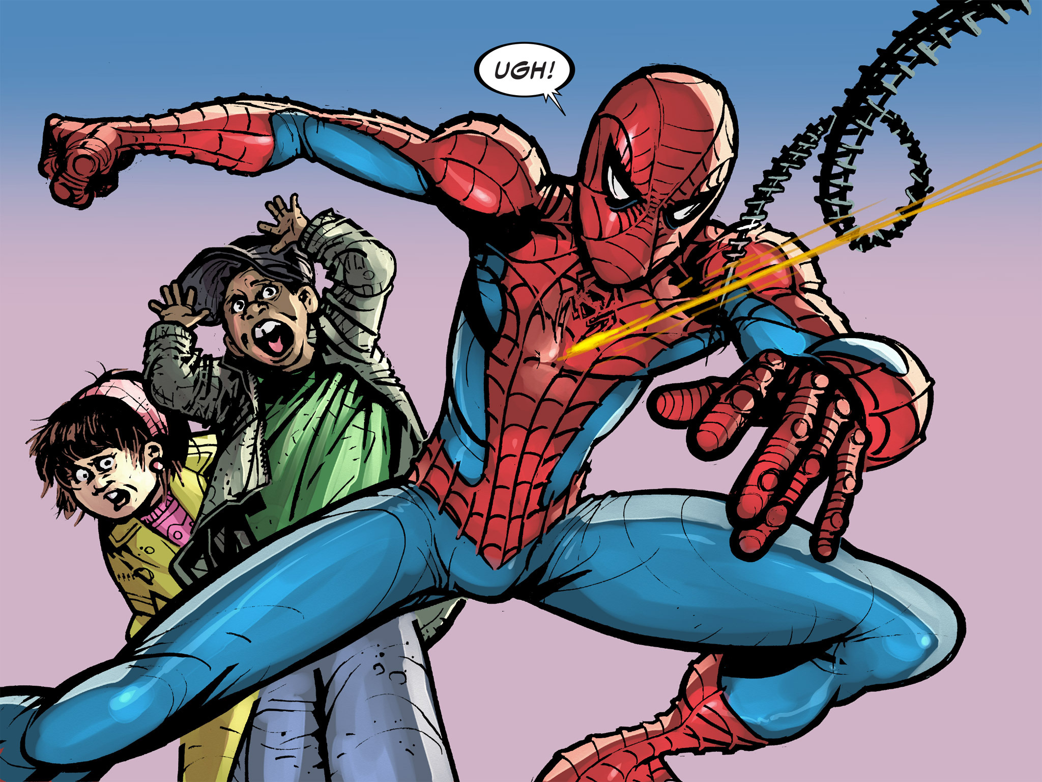 Read online Amazing Spider-Man: Who Am I? comic -  Issue # Full (Part 3) - 61