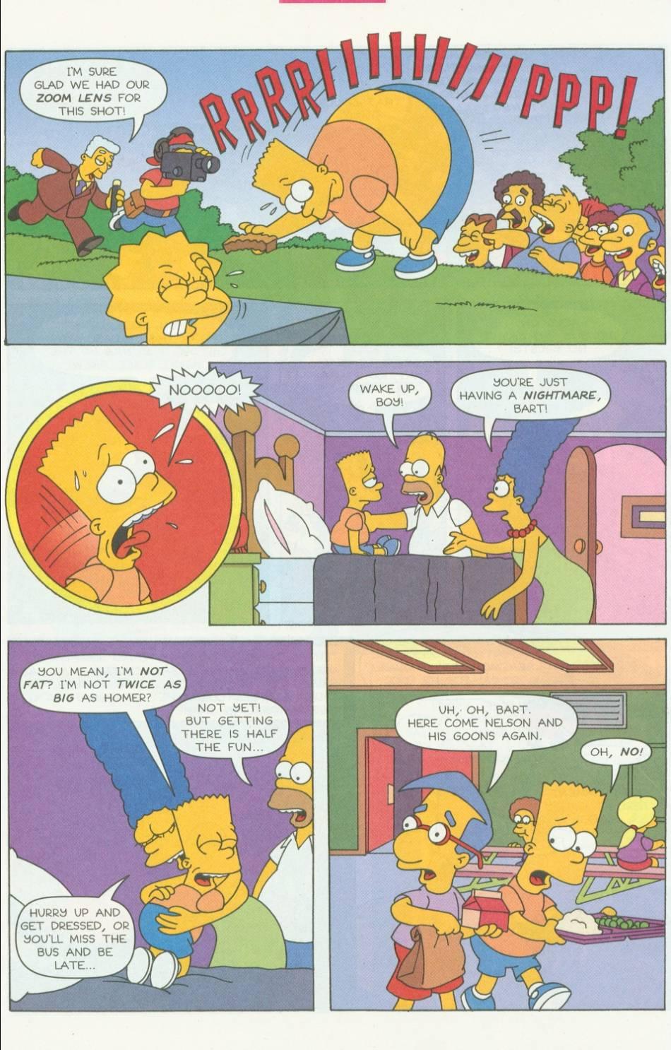 Read online Simpsons Comics Presents Bart Simpson comic -  Issue #1 - 11