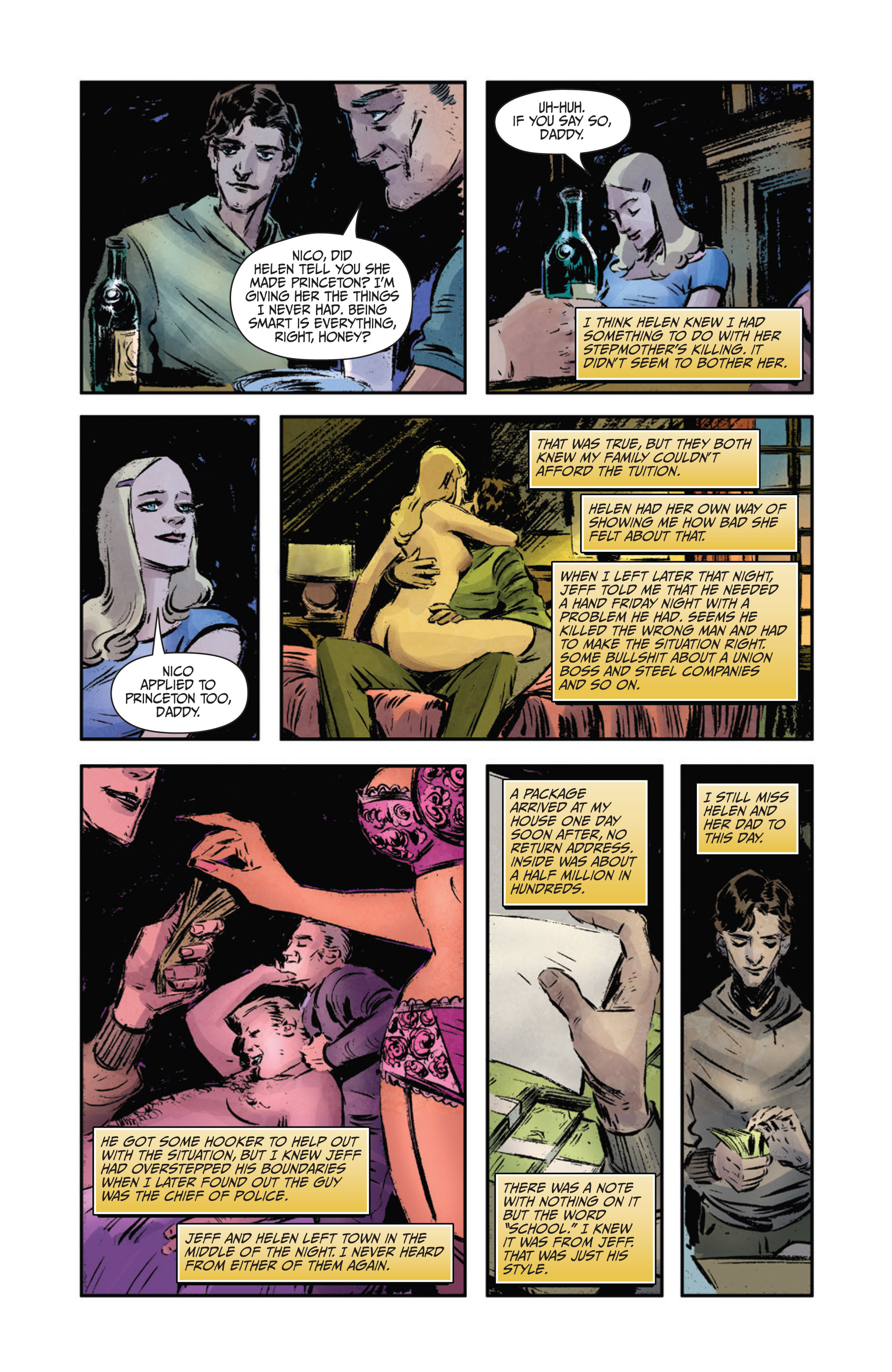 Read online Sex and Violence Vol. 2 comic -  Issue # Full - 59