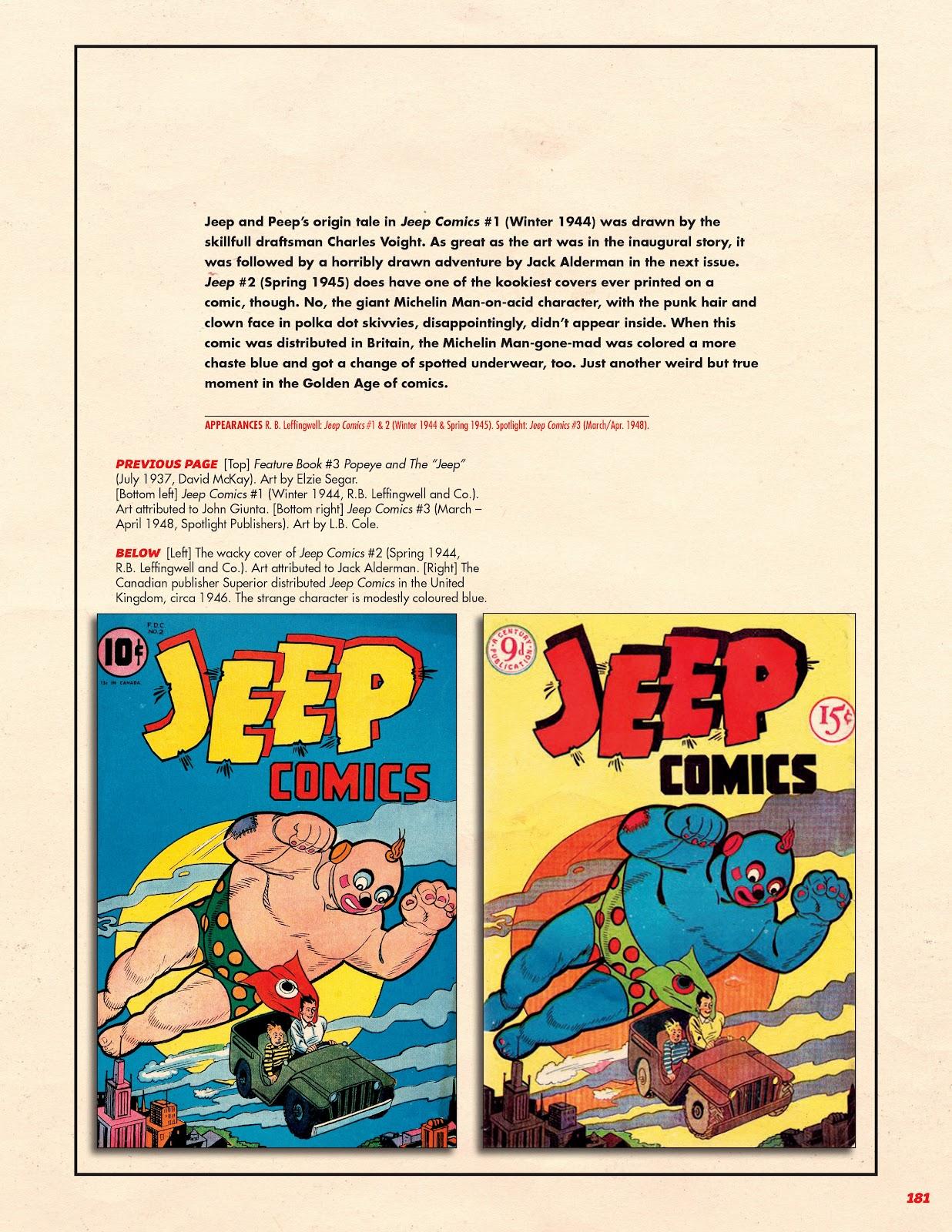 Read online Super Weird Heroes comic -  Issue # TPB 1 (Part 2) - 81