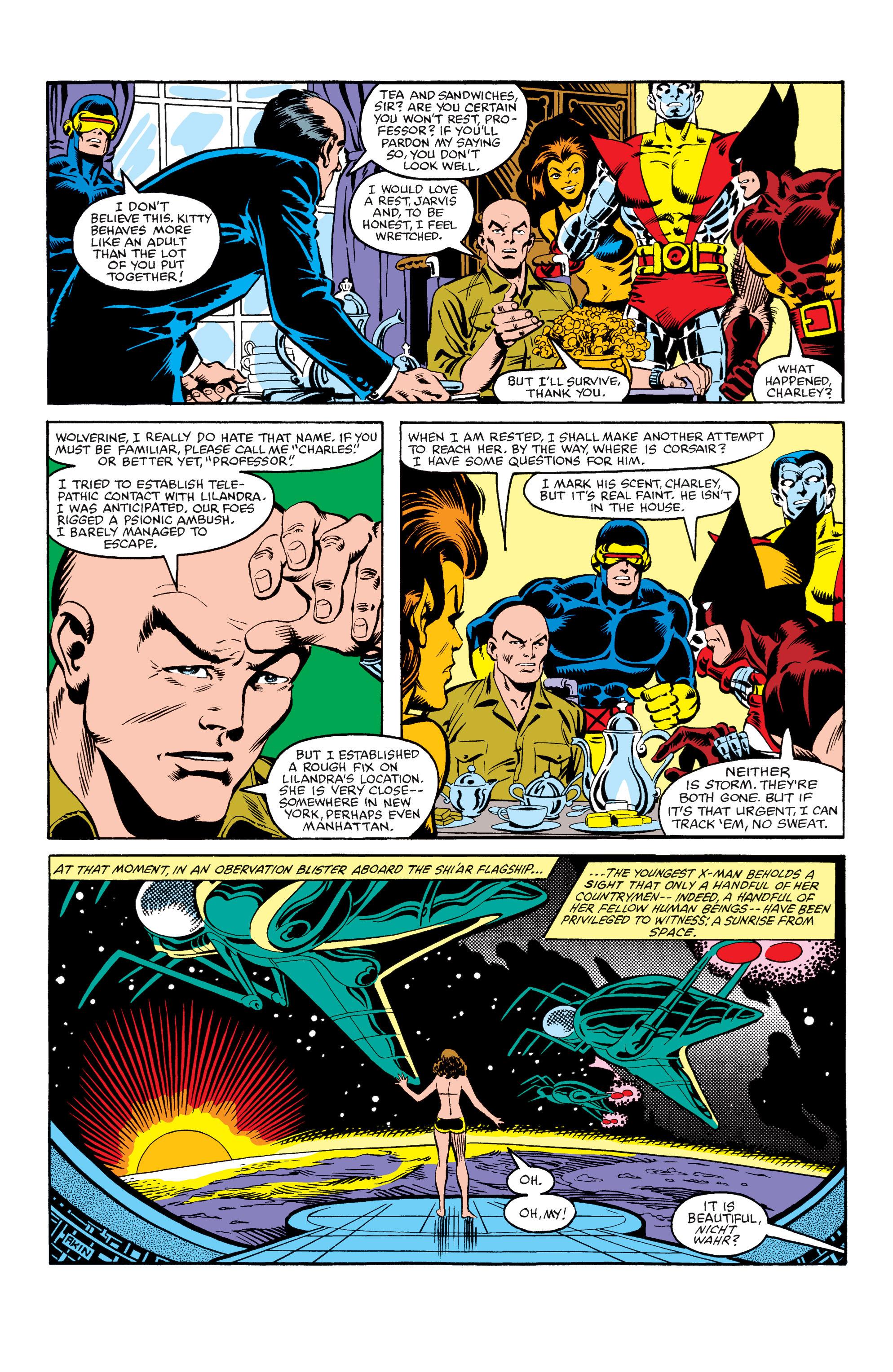 Read online Uncanny X-Men (1963) comic -  Issue #155 - 9