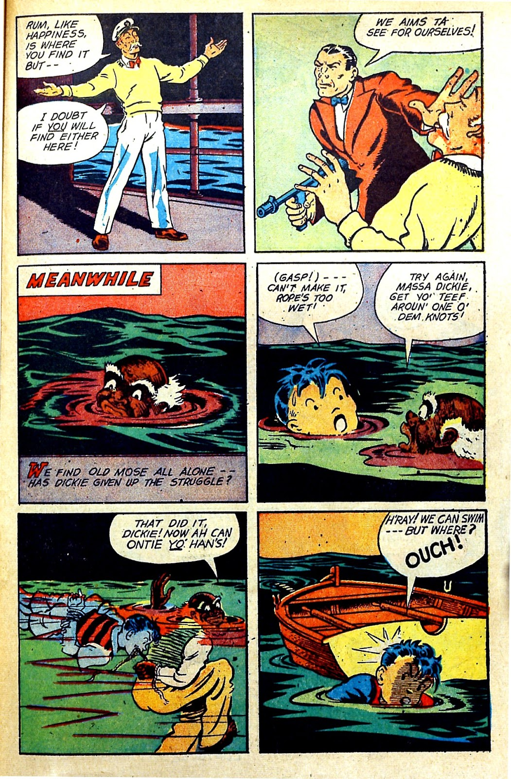 Read online Famous Funnies comic -  Issue #145 - 33