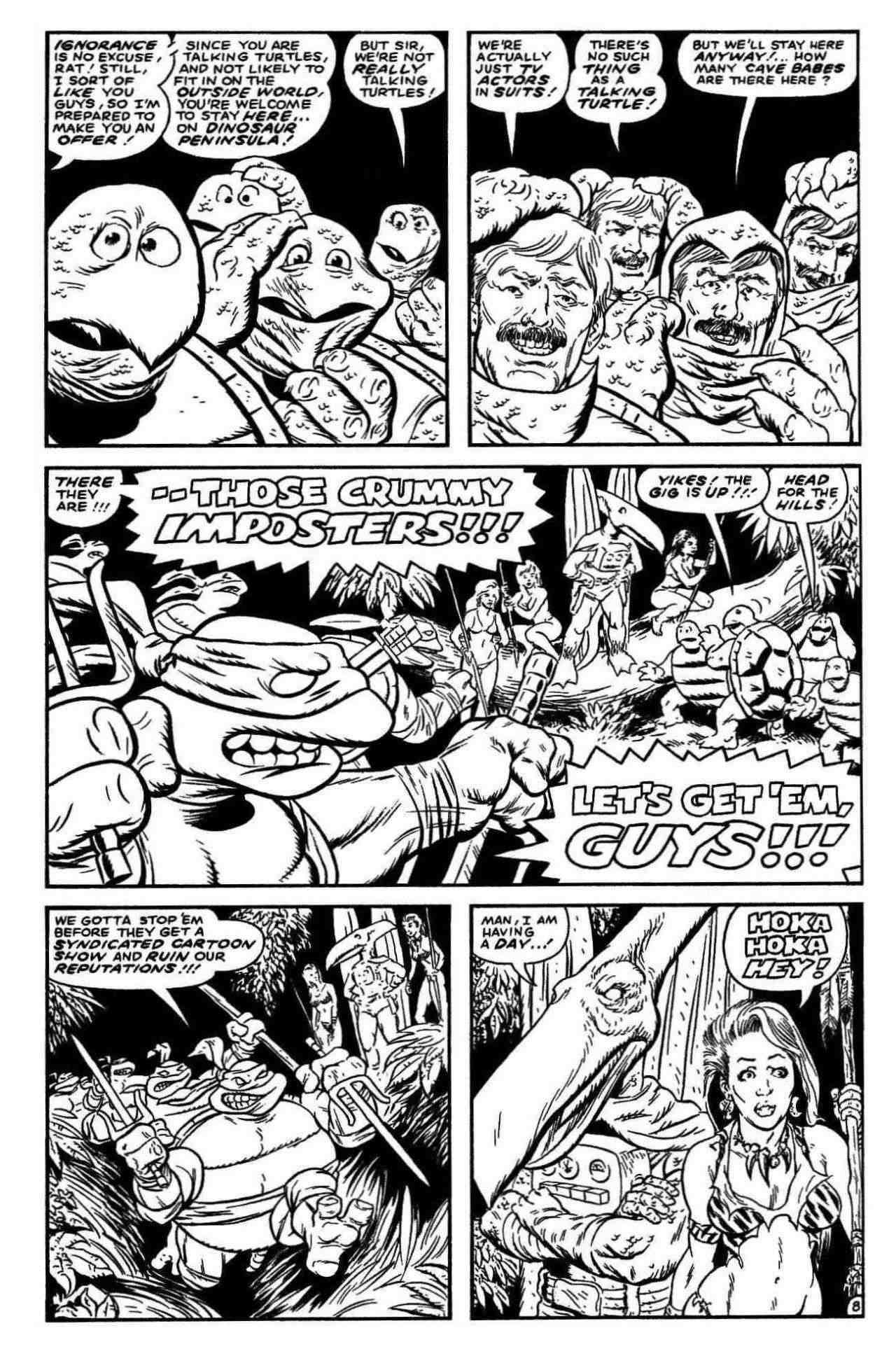 Read online Shell Shock comic -  Issue # Full - 58