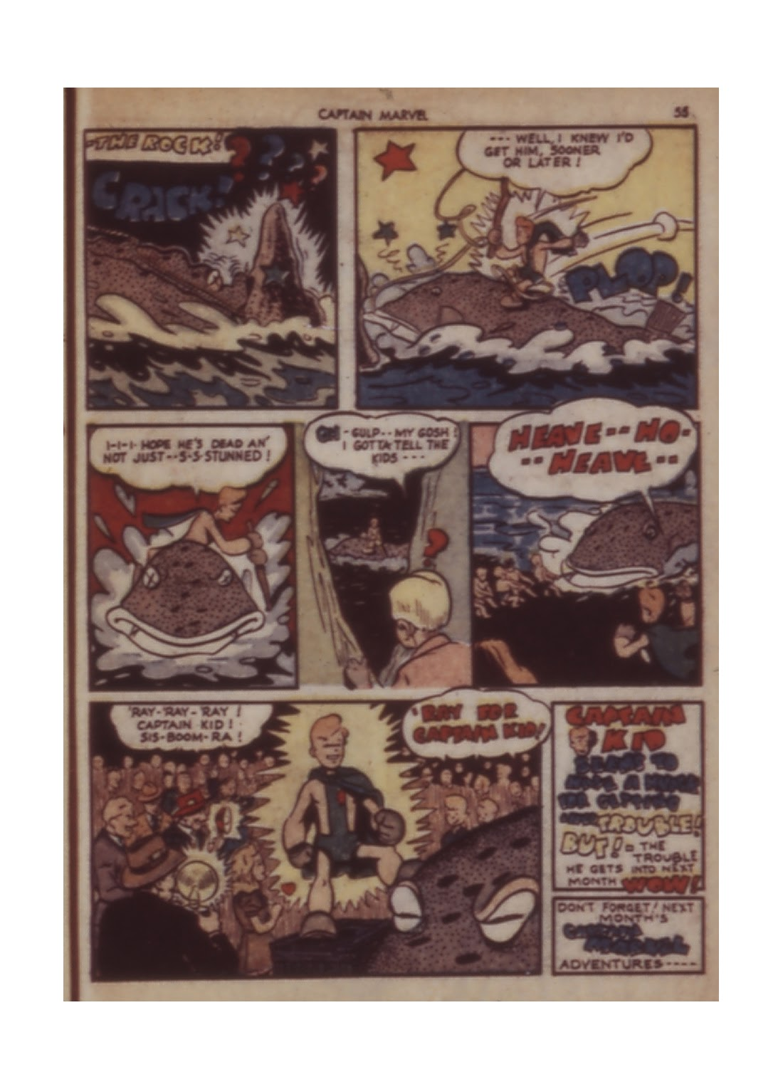 Captain Marvel Adventures issue 11 - Page 55