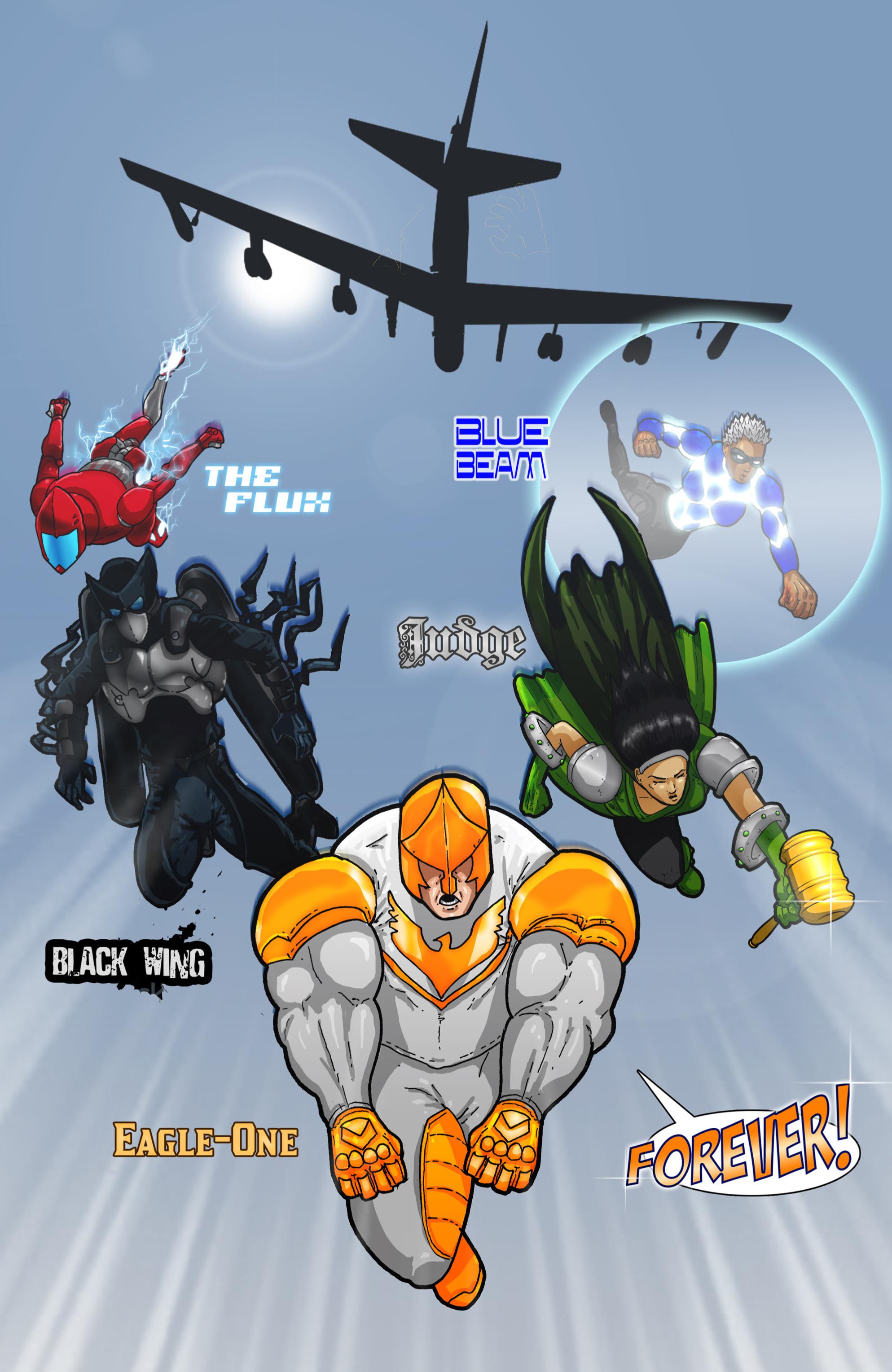 Read online Vanguard (2015) comic -  Issue #3 - 19