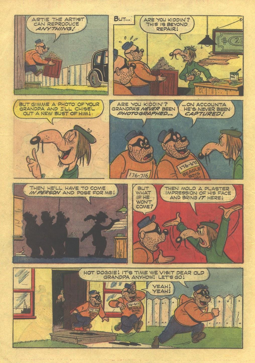 Walt Disney THE BEAGLE BOYS issue 3 - Page 18