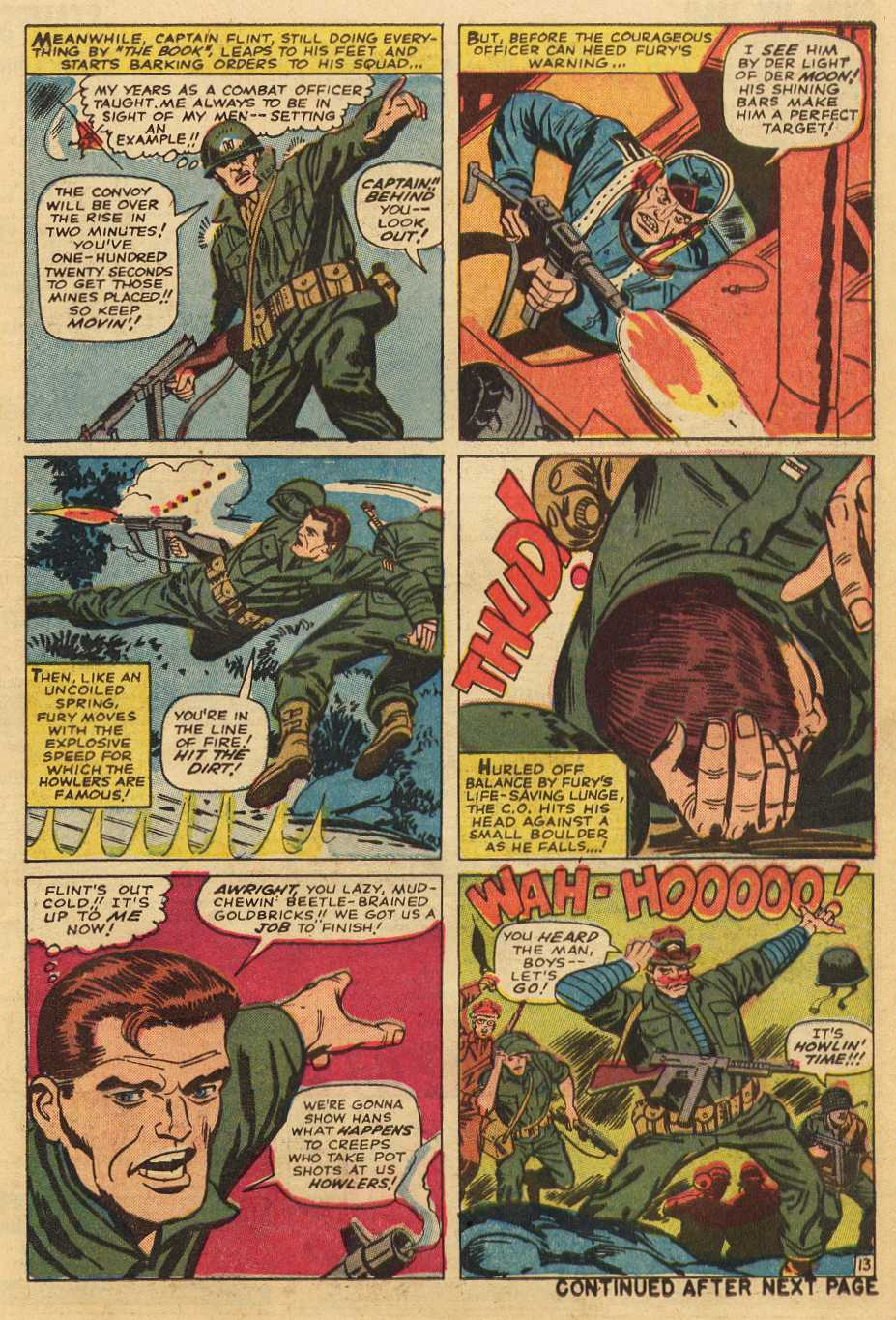Read online Sgt. Fury comic -  Issue # _Special 2 - 55