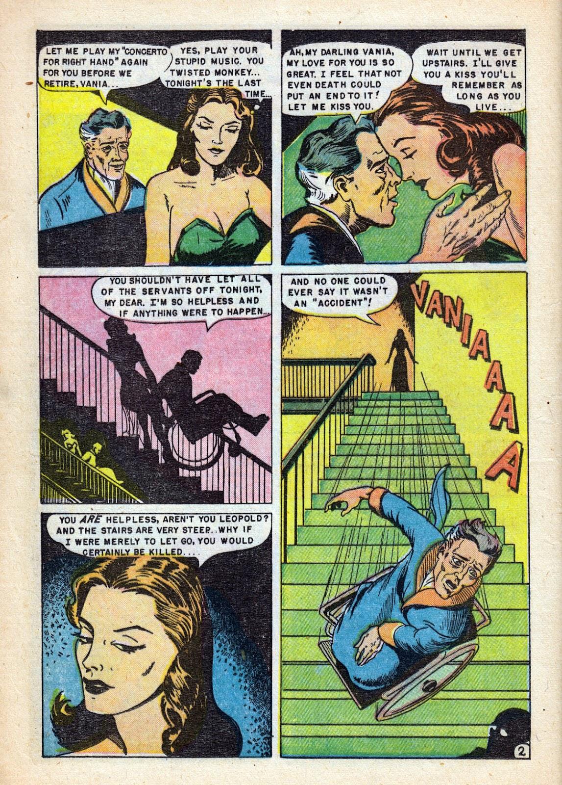 Dark Mysteries issue 1 - Page 12