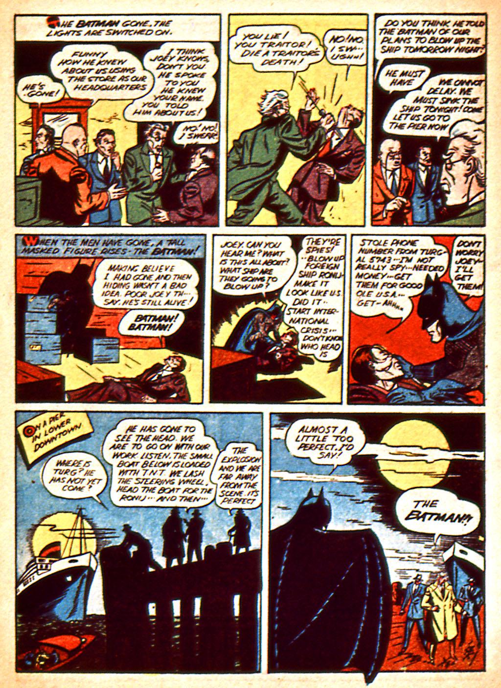 Read online Detective Comics (1937) comic -  Issue #37 - 10