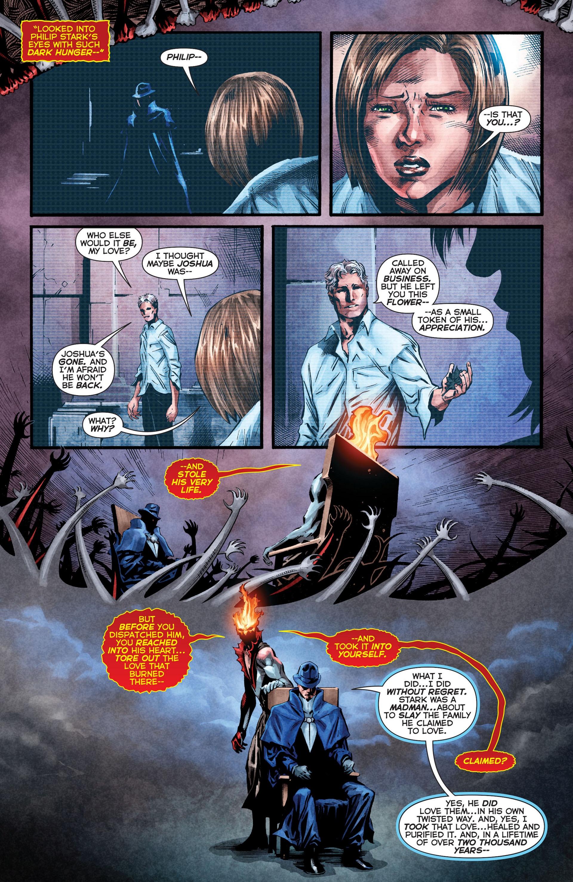 Read online Trinity of Sin: The Phantom Stranger comic -  Issue #8 - 14
