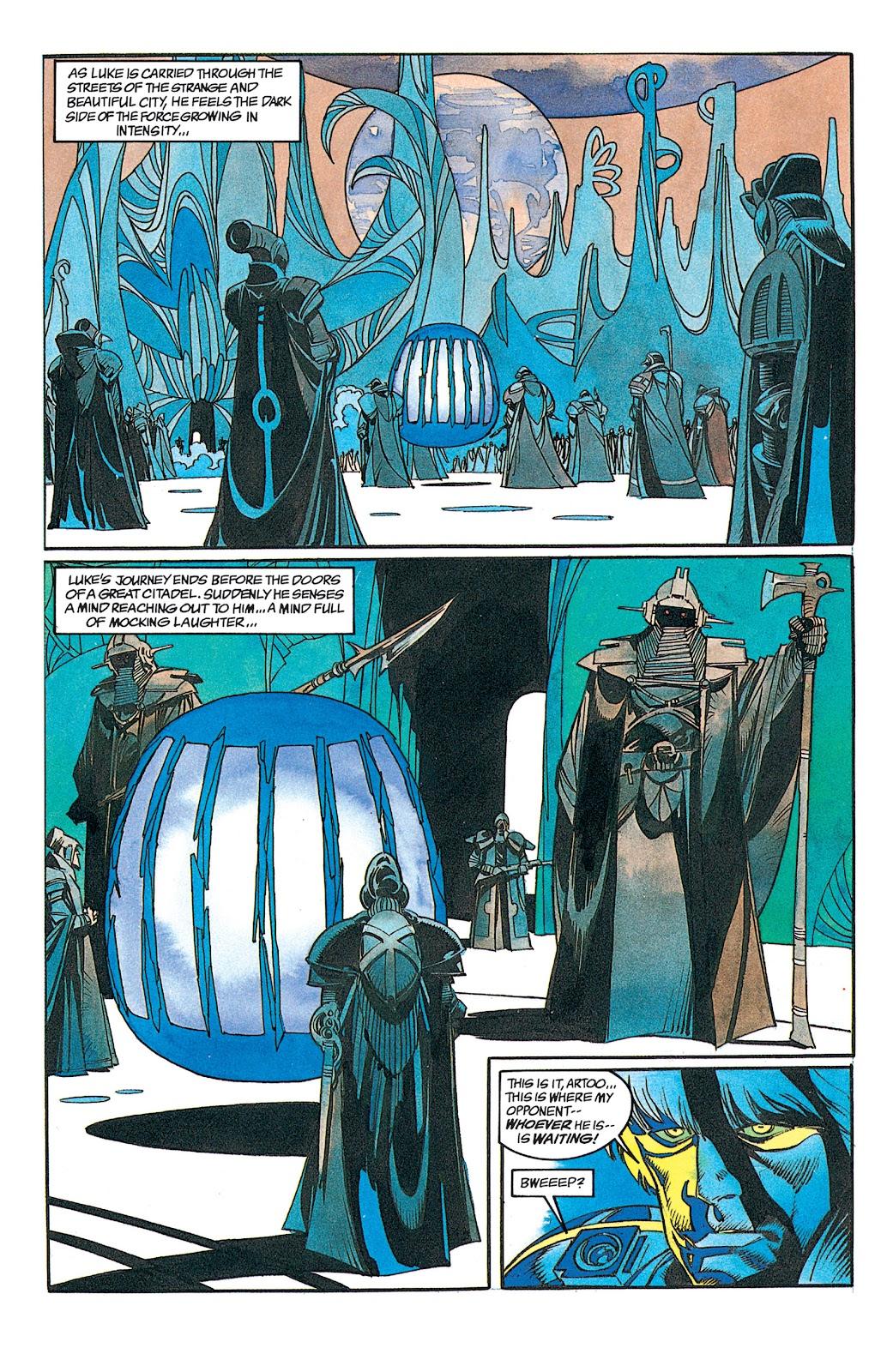 Read online Star Wars: Dark Empire Trilogy comic -  Issue # TPB (Part 1) - 45