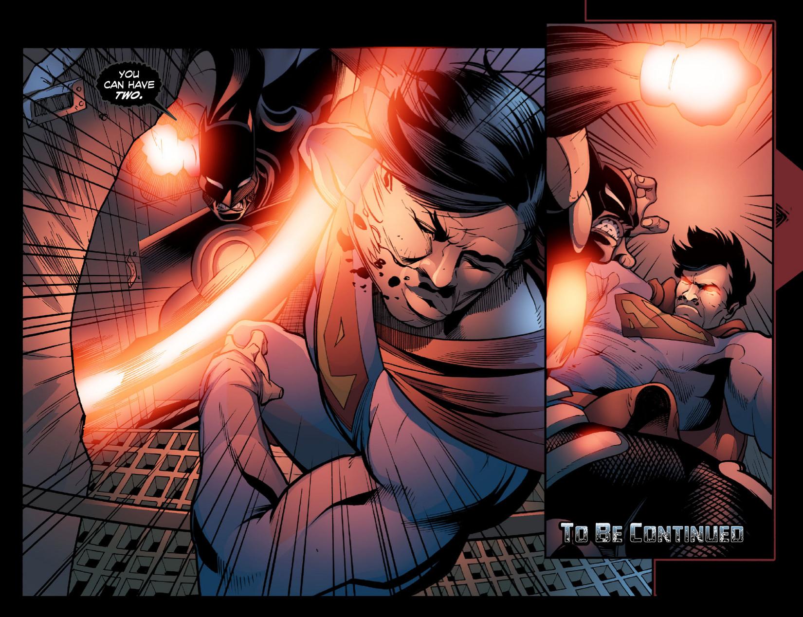 Read online Smallville: Season 11 comic -  Issue #15 - 22