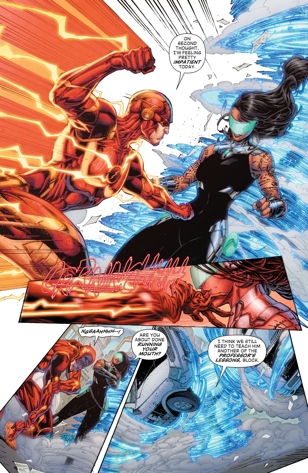 Read online The Flash (2011) comic -  Issue # _TPB 8 (Part 2) - 33