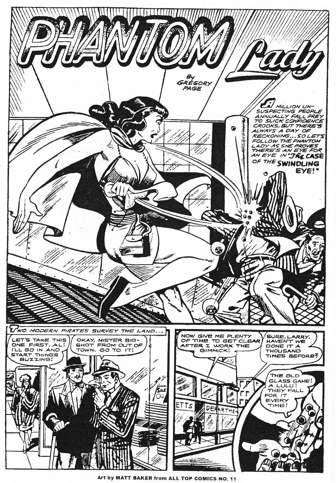 Read online Men of Mystery Comics comic -  Issue #82 - 4