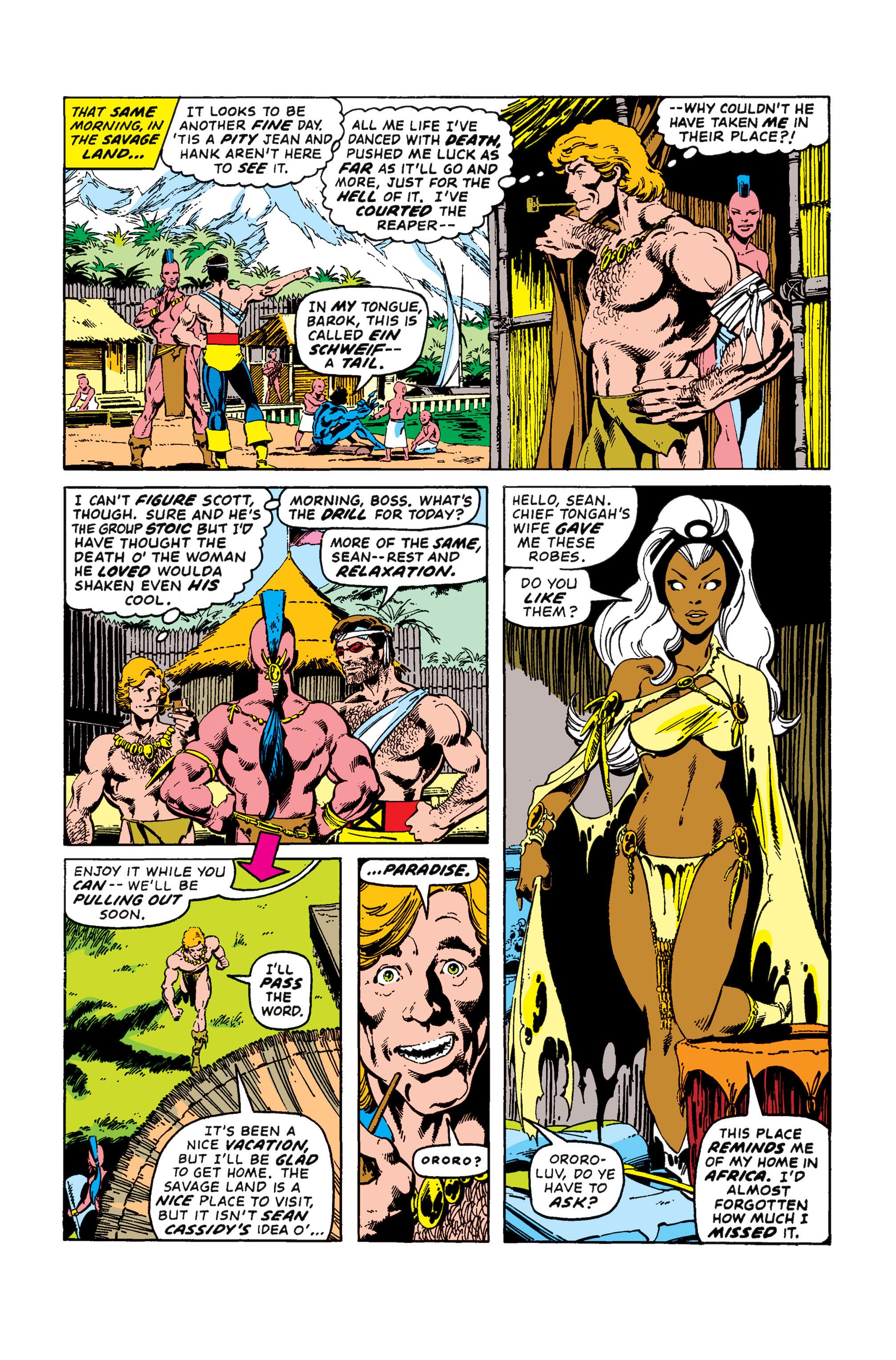 Uncanny X-Men (1963) 114 Page 11