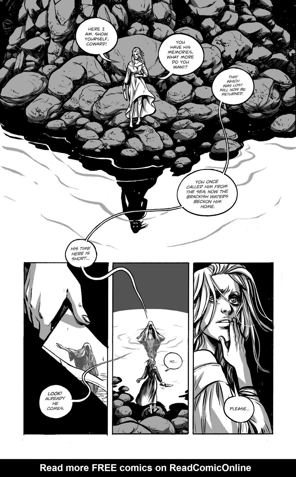 Read online Demeter comic -  Issue # Full - 22