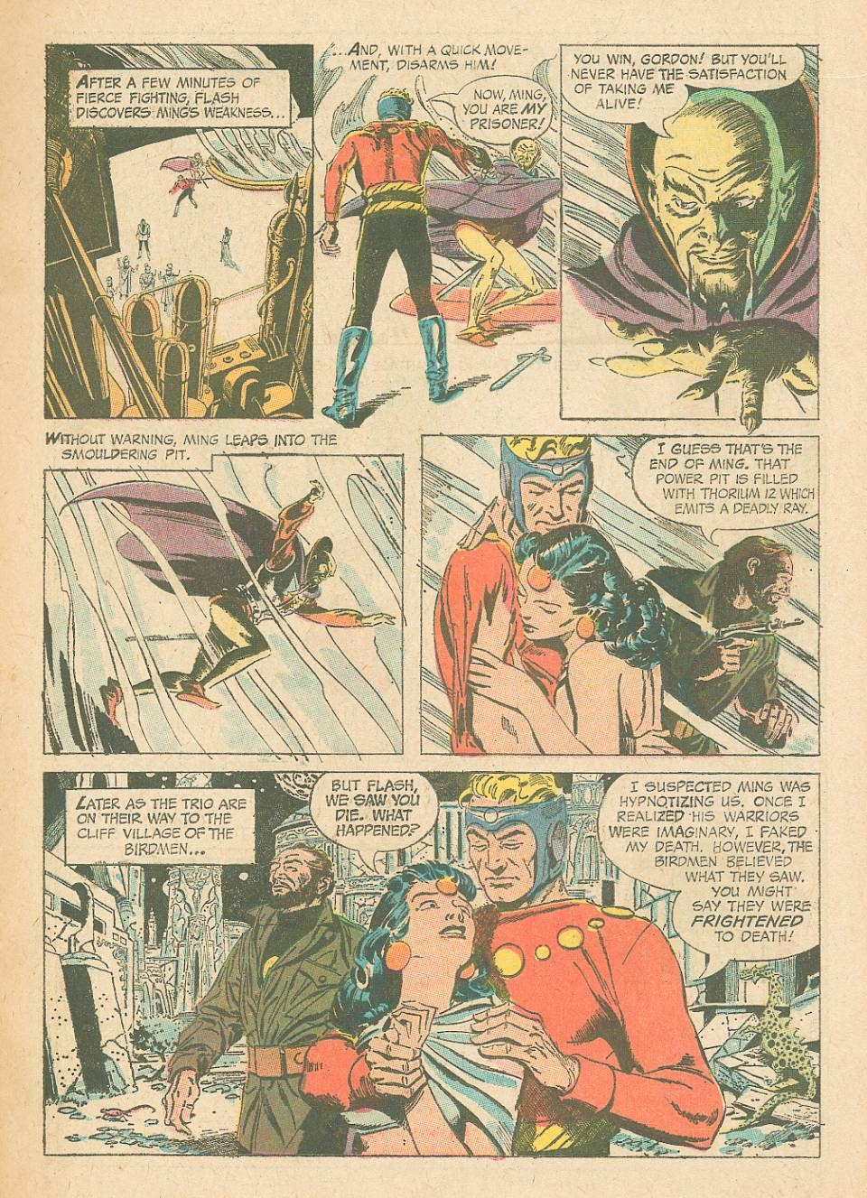 Flash Gordon (1966) issue 4 - Page 15