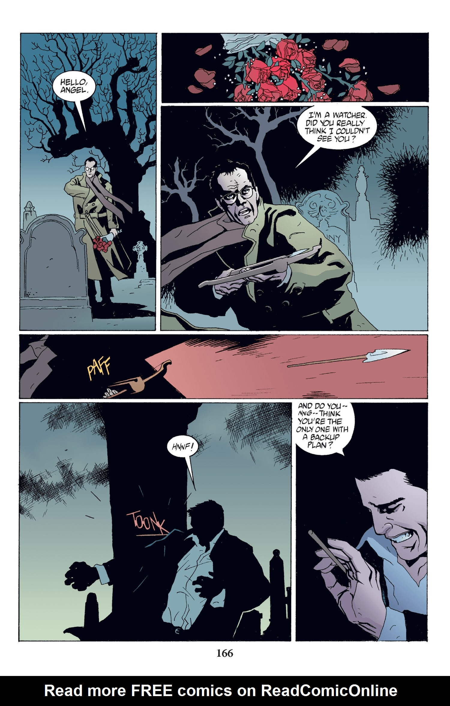 Read online Buffy the Vampire Slayer: Omnibus comic -  Issue # TPB 2 - 160