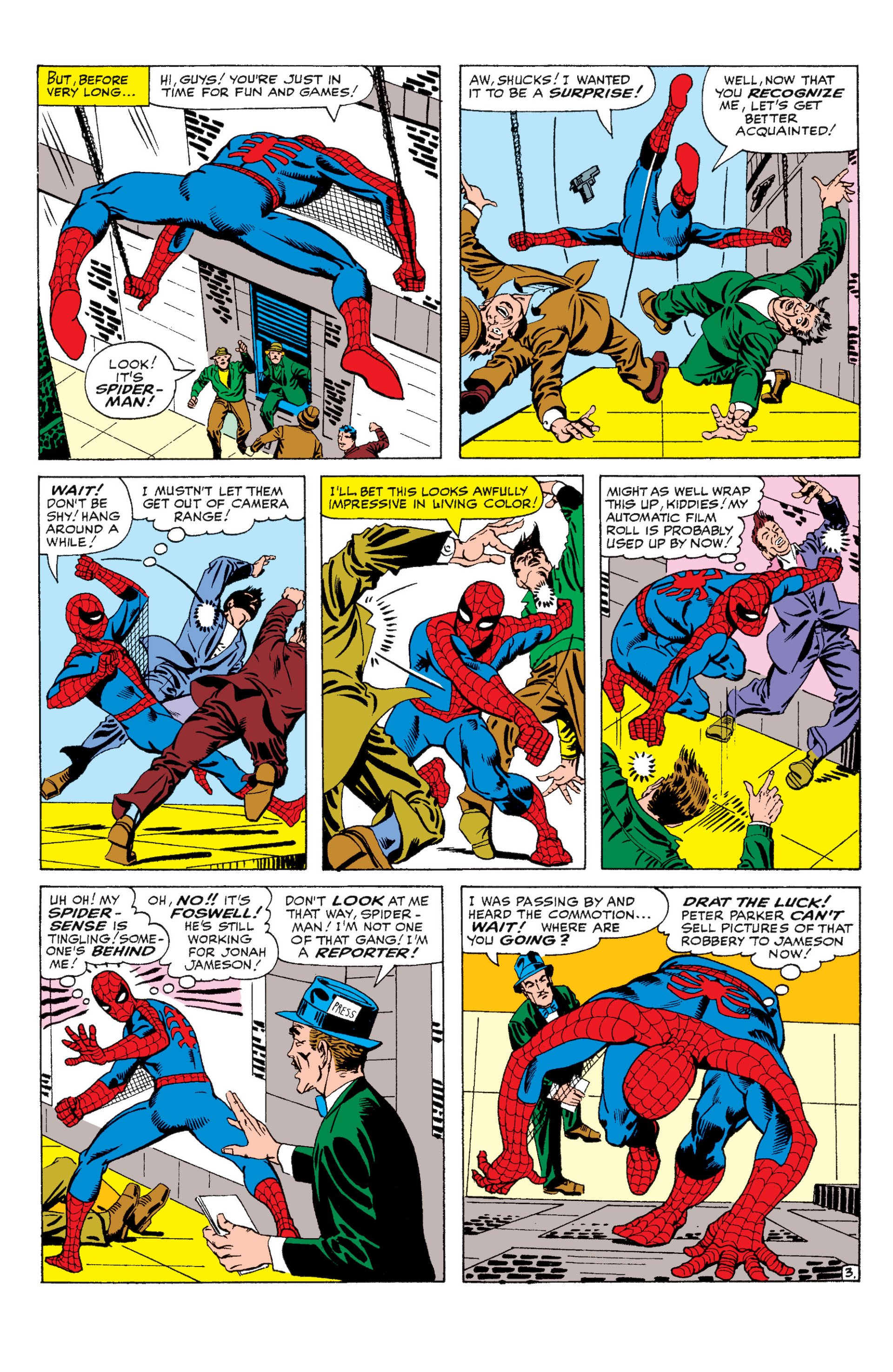 The Amazing Spider-Man (1963) 24 Page 3