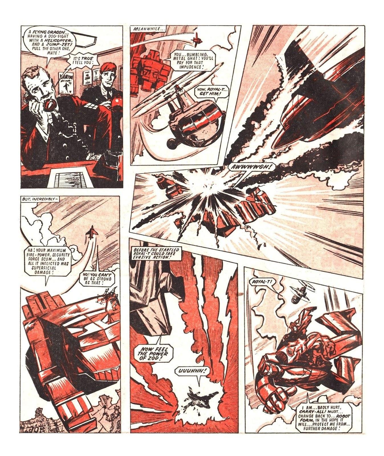 Read online Robo Machines comic -  Issue # TPB - 77