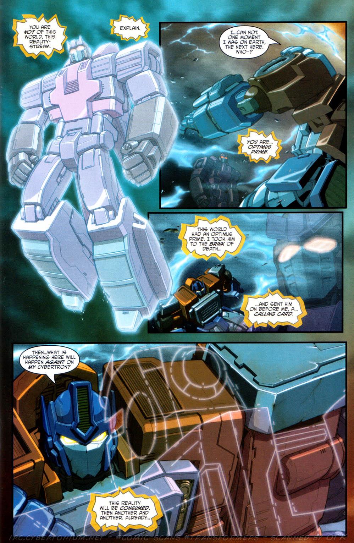 Read online Transformers Armada comic -  Issue #17 - 7