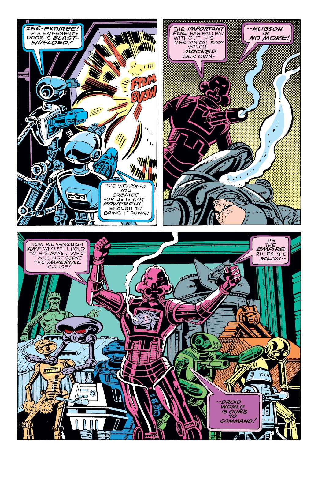 Read online Star Wars Legends: The Original Marvel Years - Epic Collection comic -  Issue # TPB 3 (Part 2) - 75
