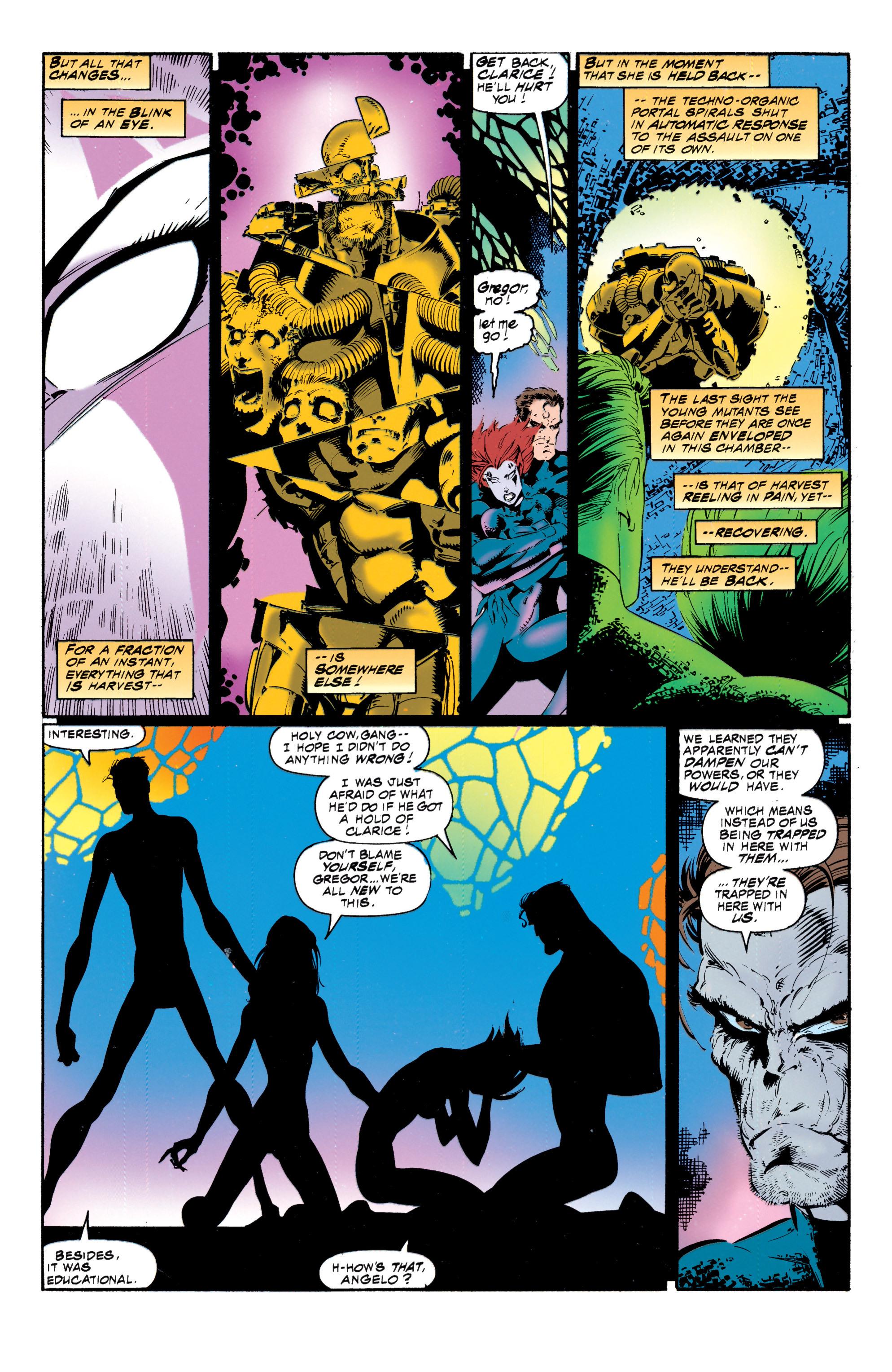 Read online Uncanny X-Men (1963) comic -  Issue #317 - 13