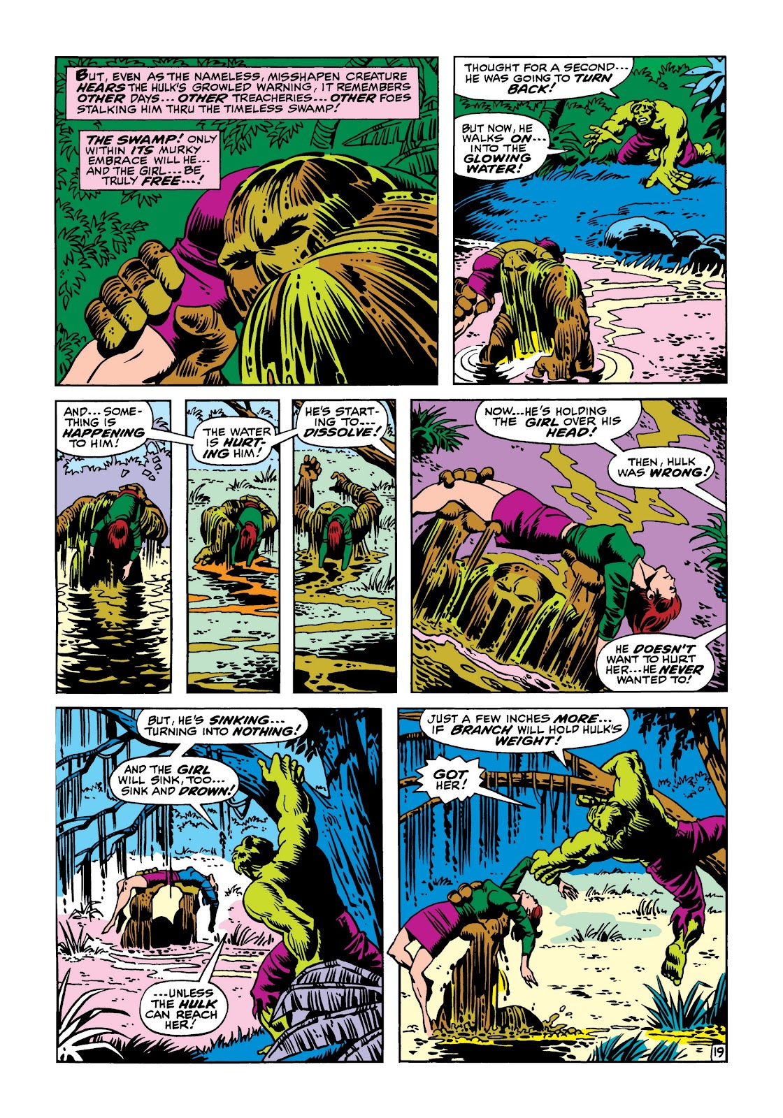 Read online Marvel Masterworks: The Incredible Hulk comic -  Issue # TPB 5 (Part 3) - 35