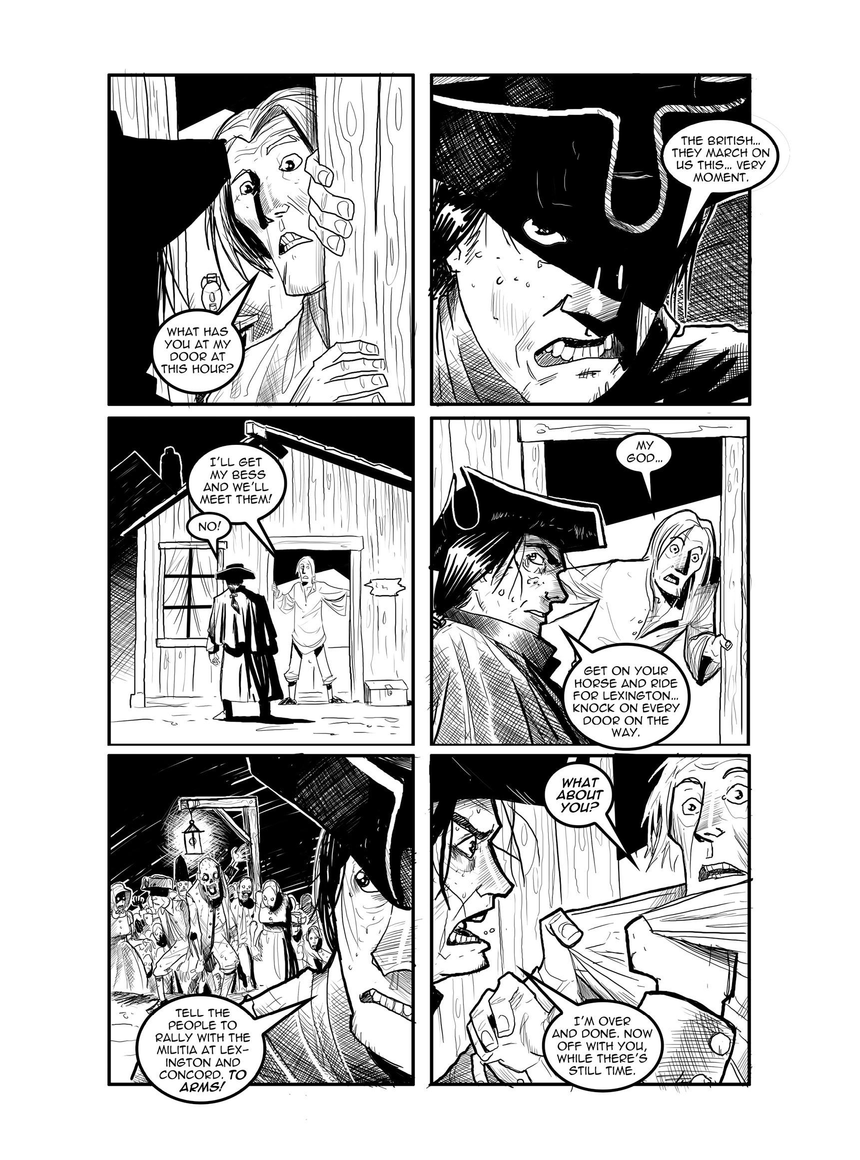 Read online FUBAR comic -  Issue #3 - 55