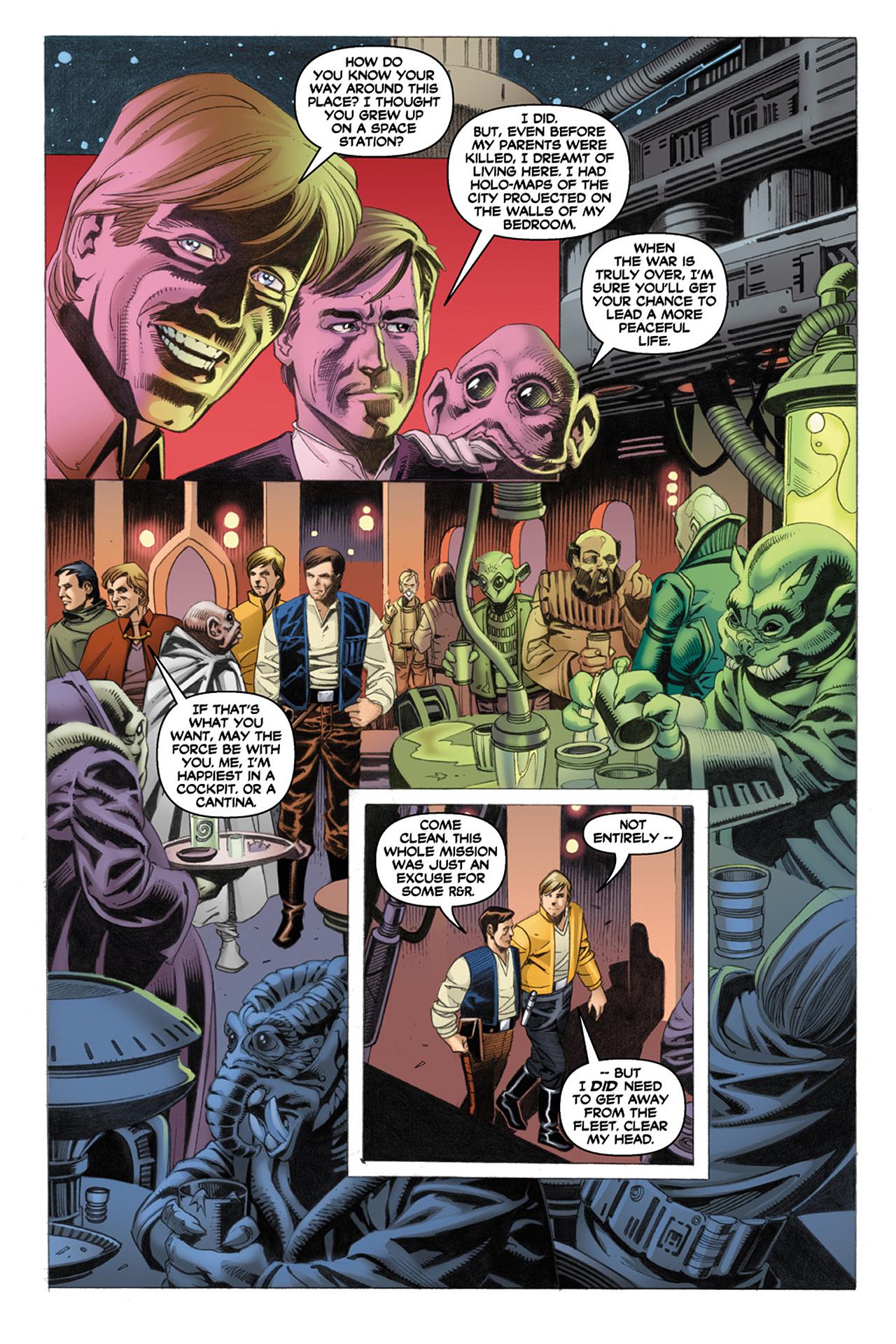 Read online Star Wars Omnibus comic -  Issue # Vol. 1 - 24
