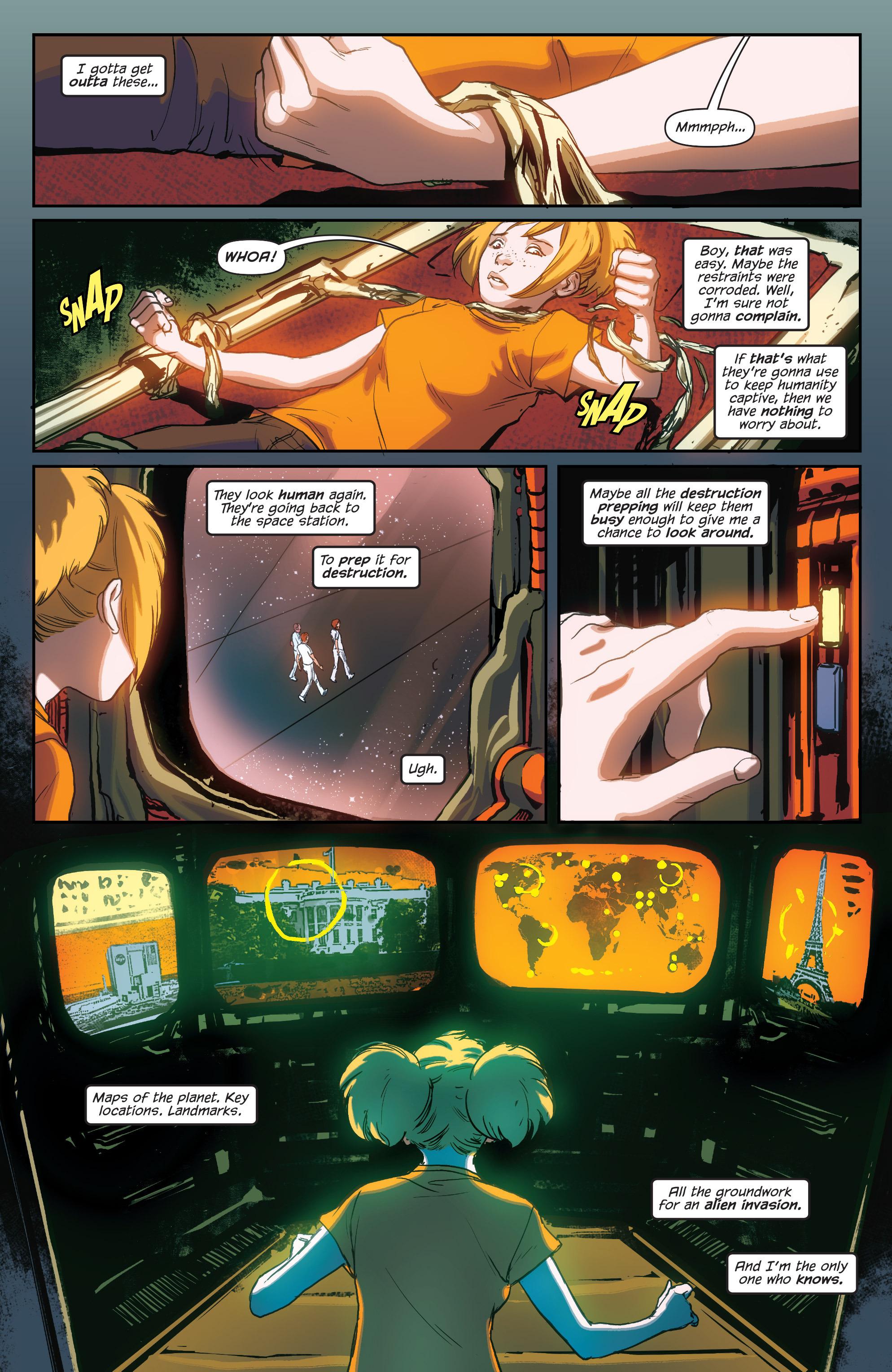 SuperZero #6 #6 - English 8