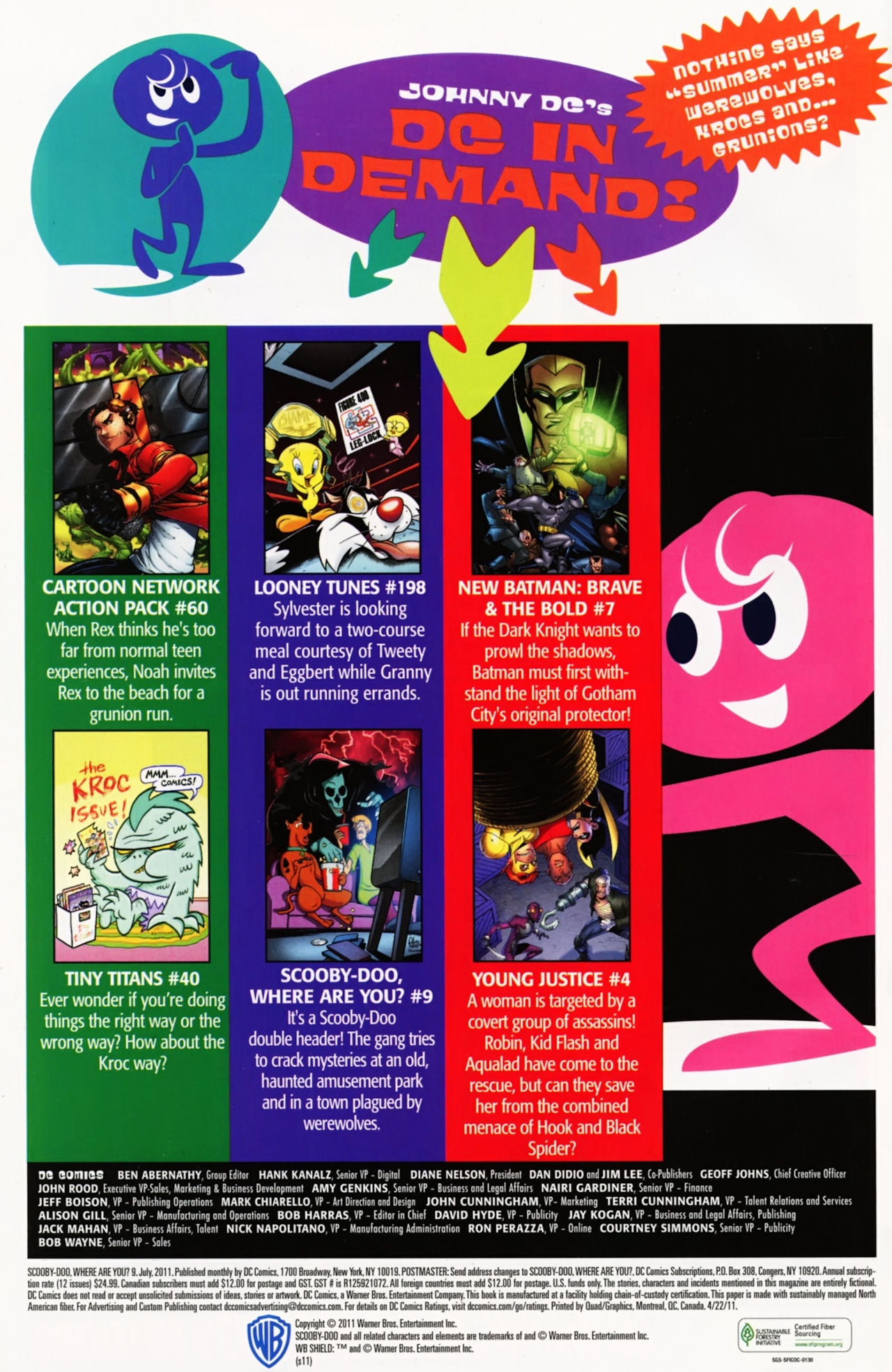 Read online Scooby-Doo: Where Are You? comic -  Issue #9 - 32