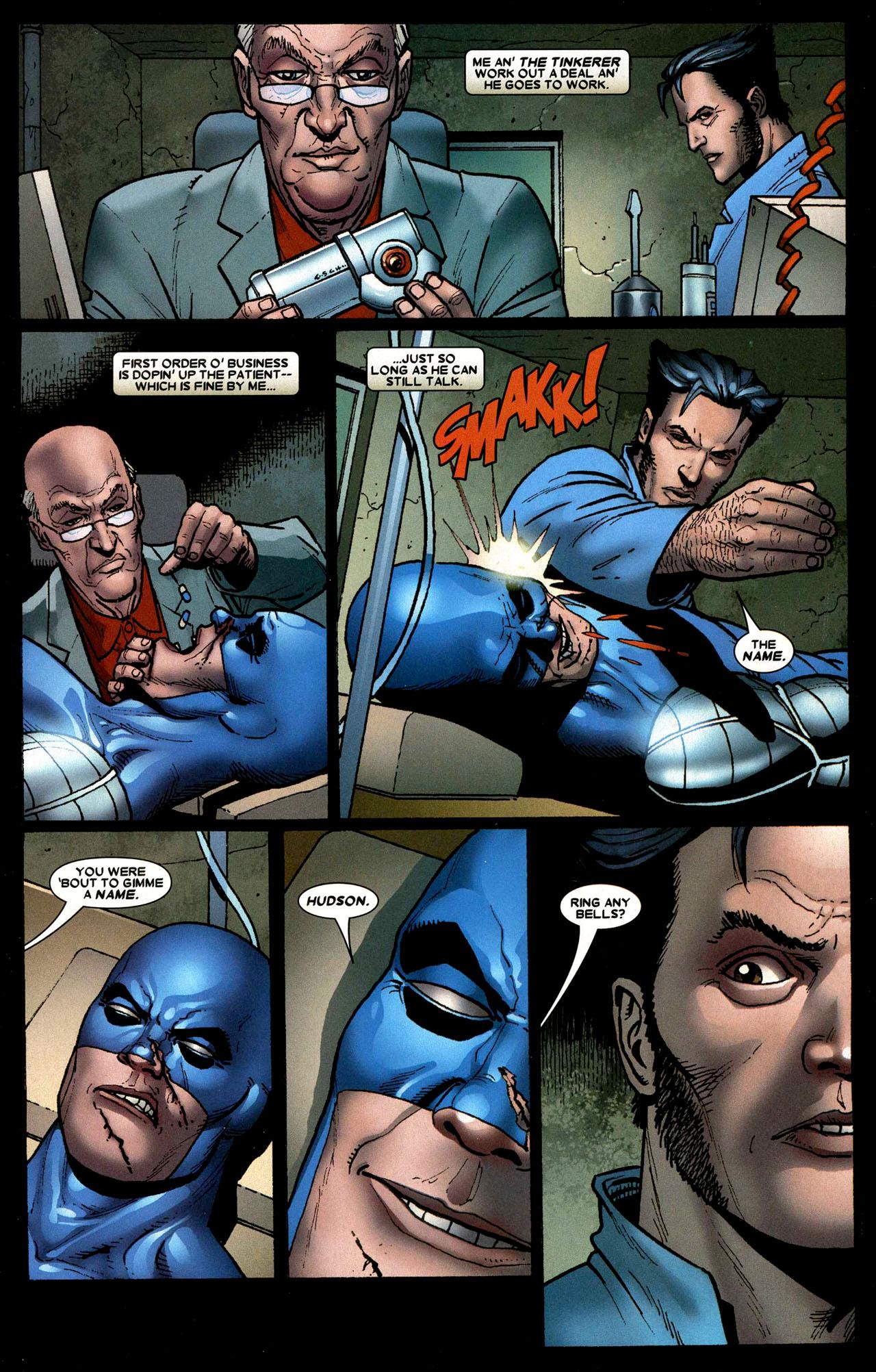 Read online Wolverine: Origins comic -  Issue #15 - 8