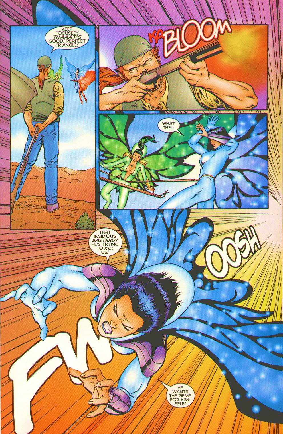 Read online Trinity Angels comic -  Issue #5 - 15
