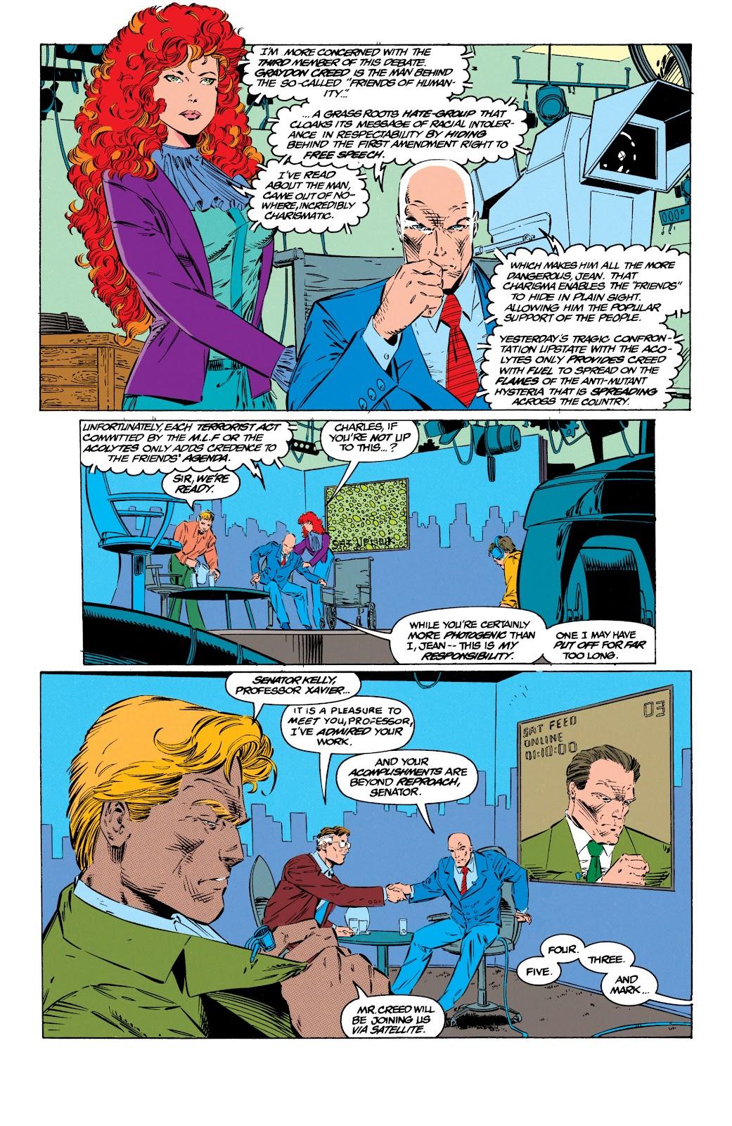 Uncanny X-Men (1963) issue 299 - Page 6