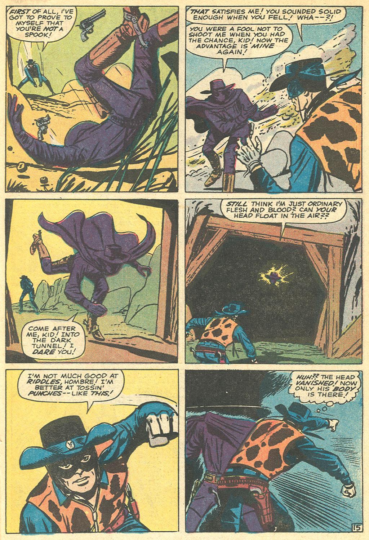 Read online Two-Gun Kid comic -  Issue #93 - 23