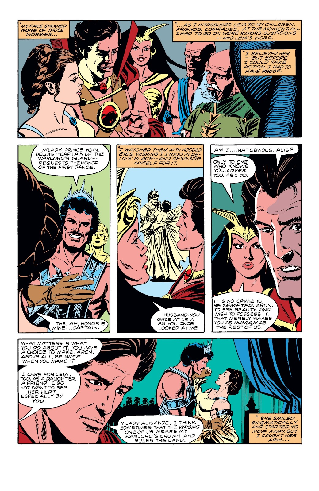 Read online Star Wars Legends: The Original Marvel Years - Epic Collection comic -  Issue # TPB 3 (Part 4) - 29