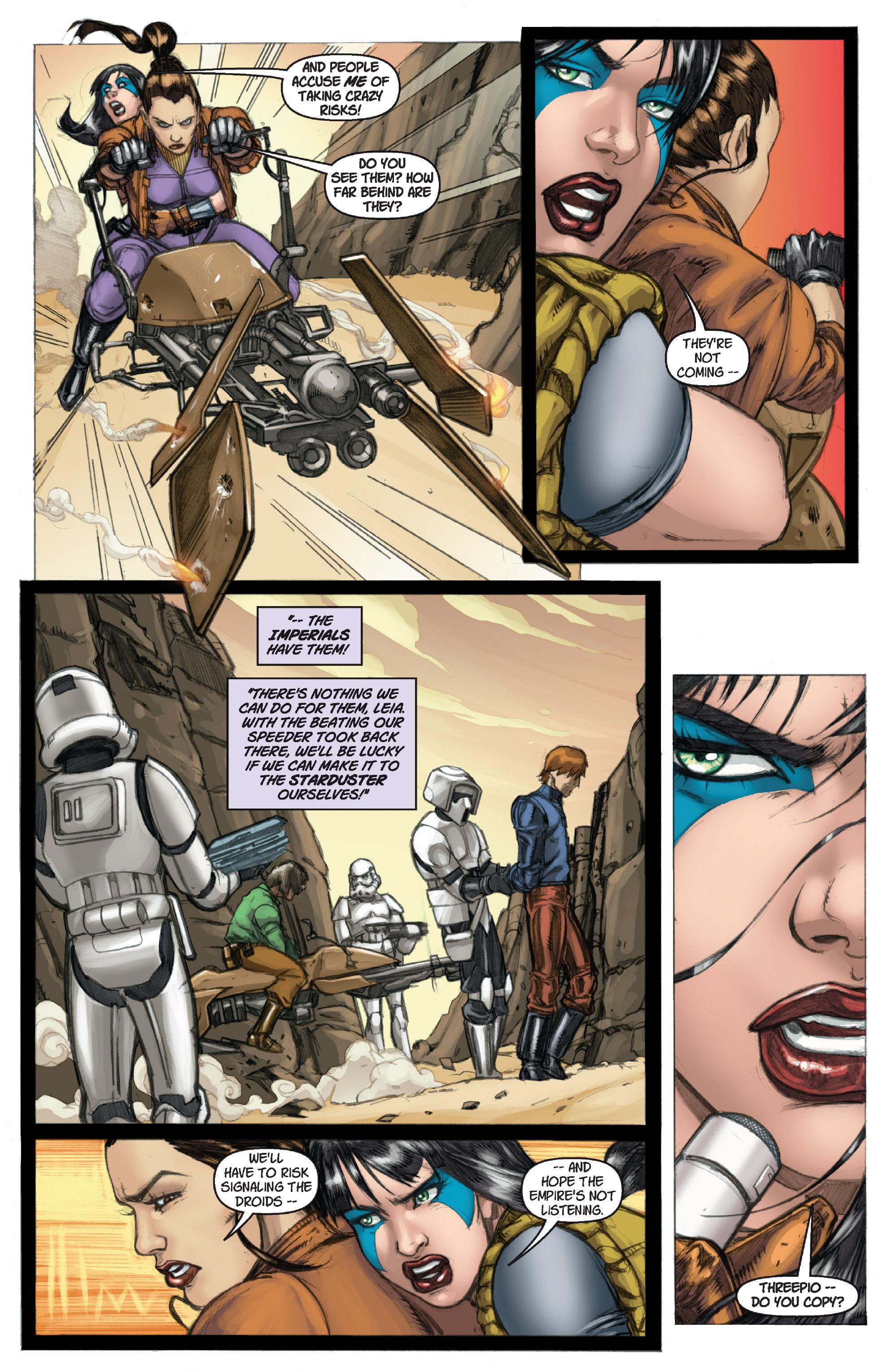 Read online Star Wars Omnibus comic -  Issue # Vol. 20 - 135