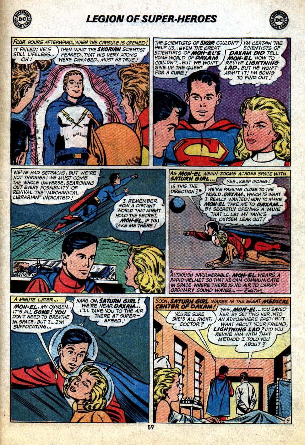 Read online Adventure Comics (1938) comic -  Issue #403 - 62