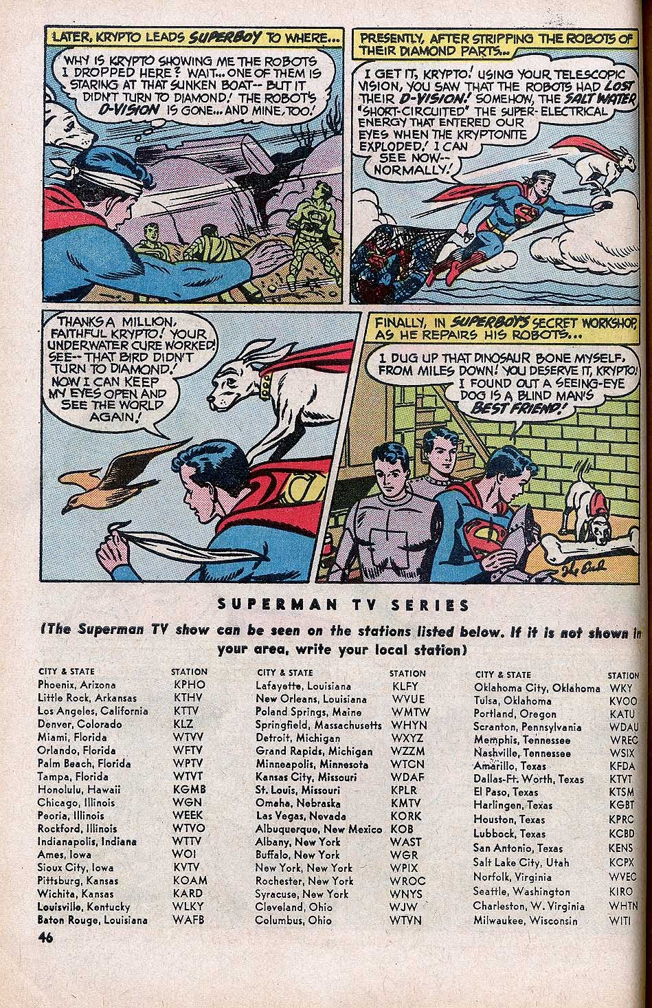 Superboy (1949) issue Annual 1 - Page 48