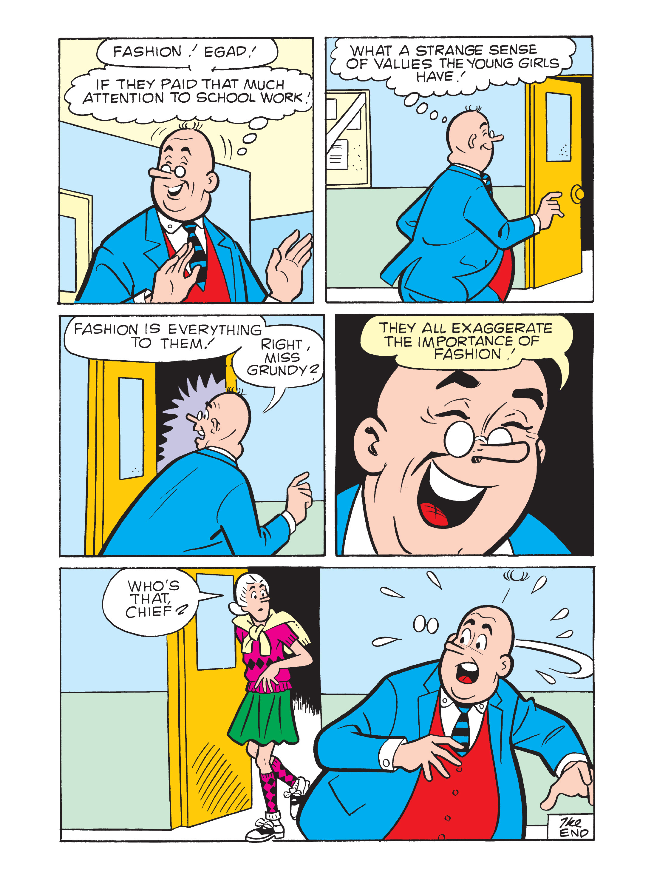 Read online Archie 75th Anniversary Digest comic -  Issue #5 - 50