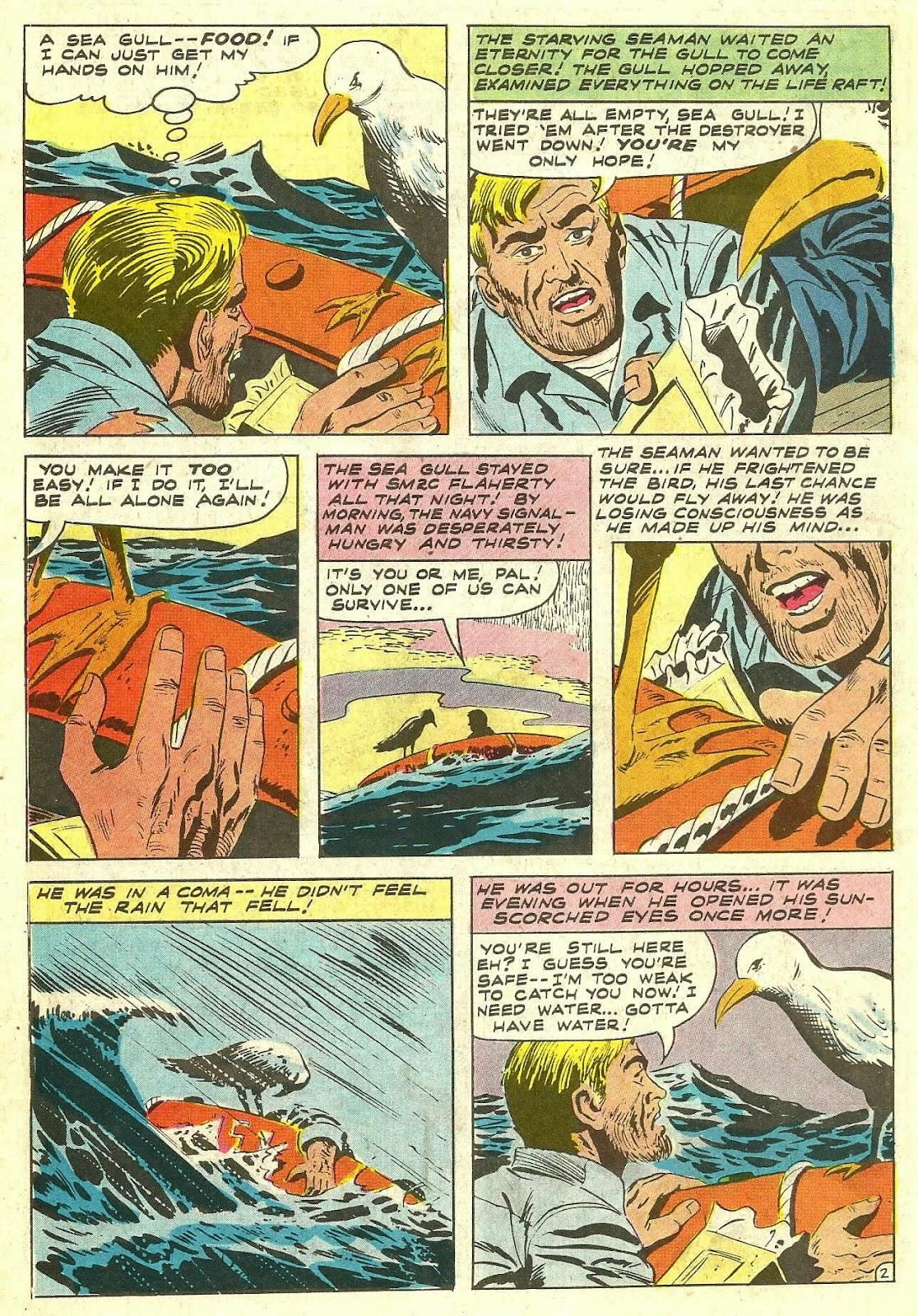 Read online Fightin' Navy comic -  Issue #130 - 28