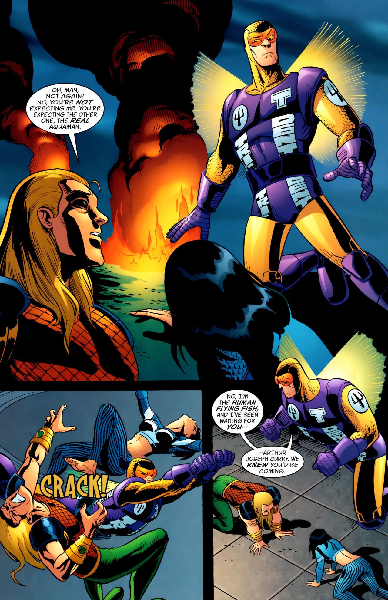 Read online Aquaman: Sword of Atlantis comic -  Issue #54 - 11