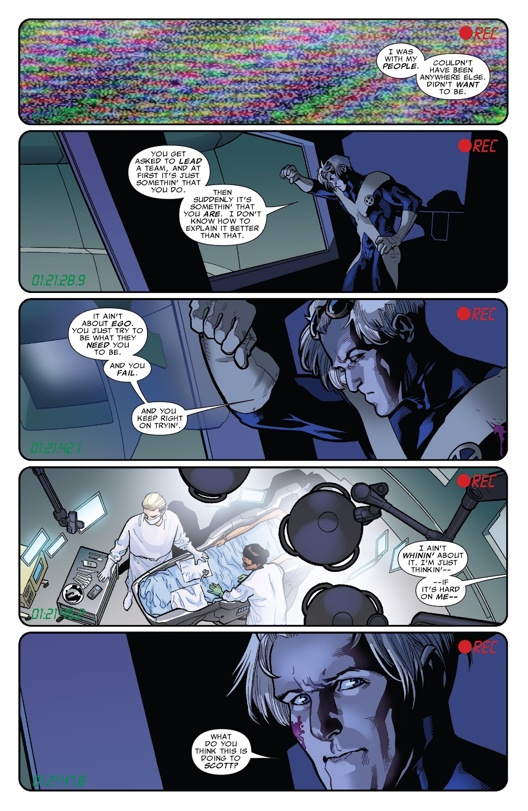 Read online X-Men: Second Coming comic -  Issue # _TPB (Part 1) - 8