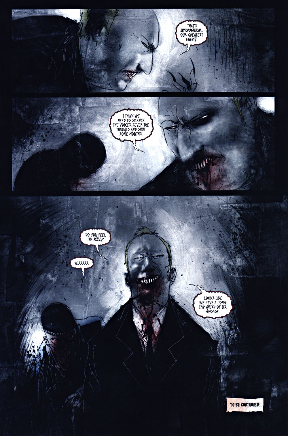 Read online 30 Days of Night: Return to Barrow comic -  Issue #2 - 22
