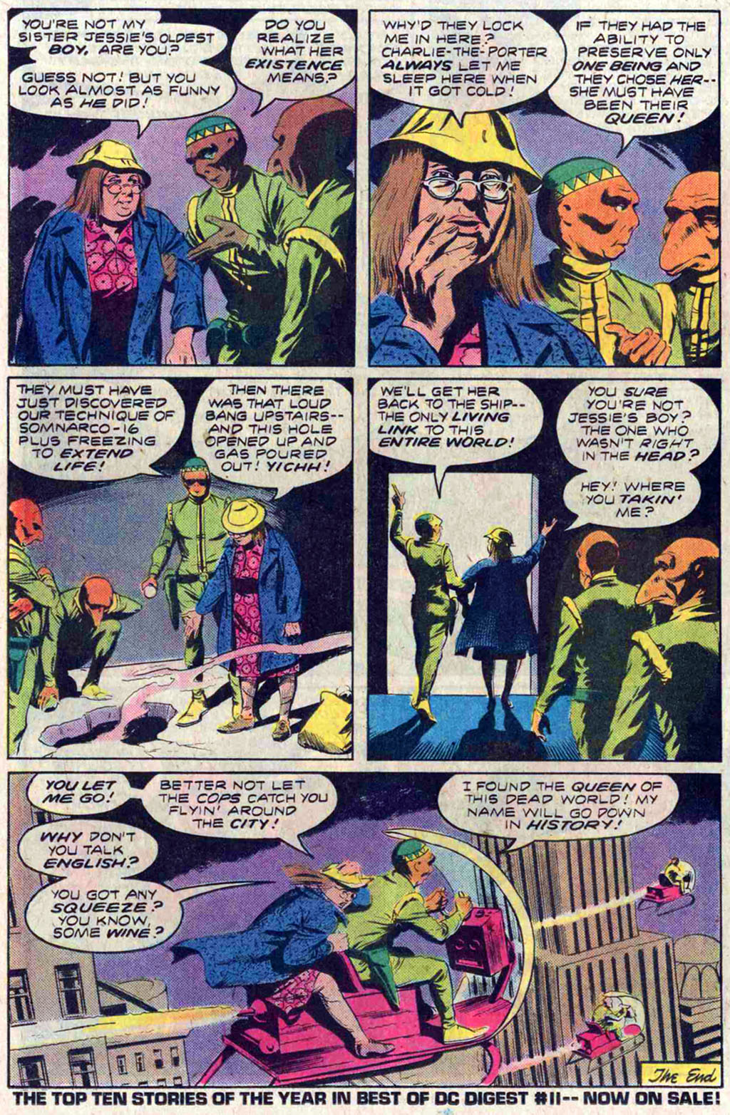 Read online Secrets of Haunted House comic -  Issue #35 - 22