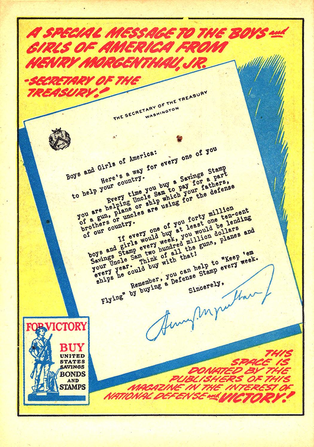 Read online Sensation (Mystery) Comics comic -  Issue #8 - 32