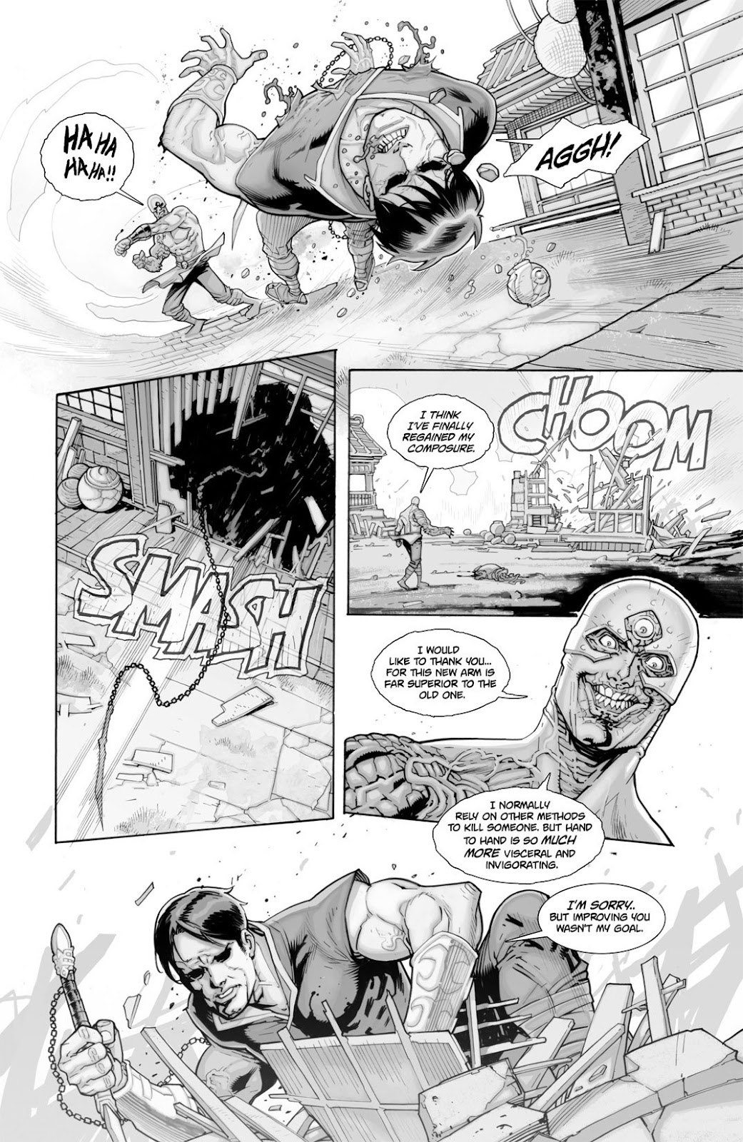 Read online Reaper comic -  Issue #2 - 27